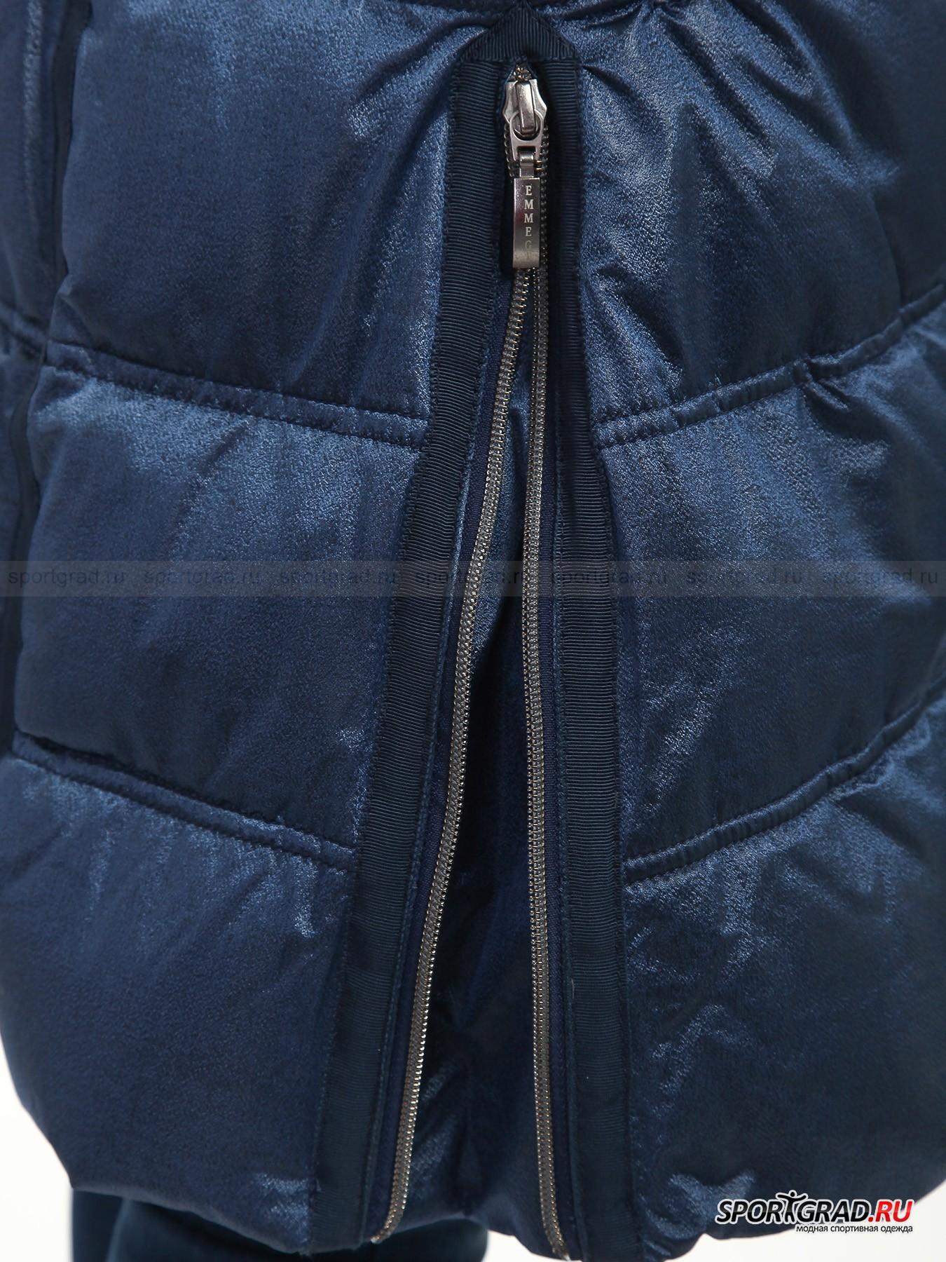 Пальто пуховое женское с мехом JOANJ EMMEGY от Спортград