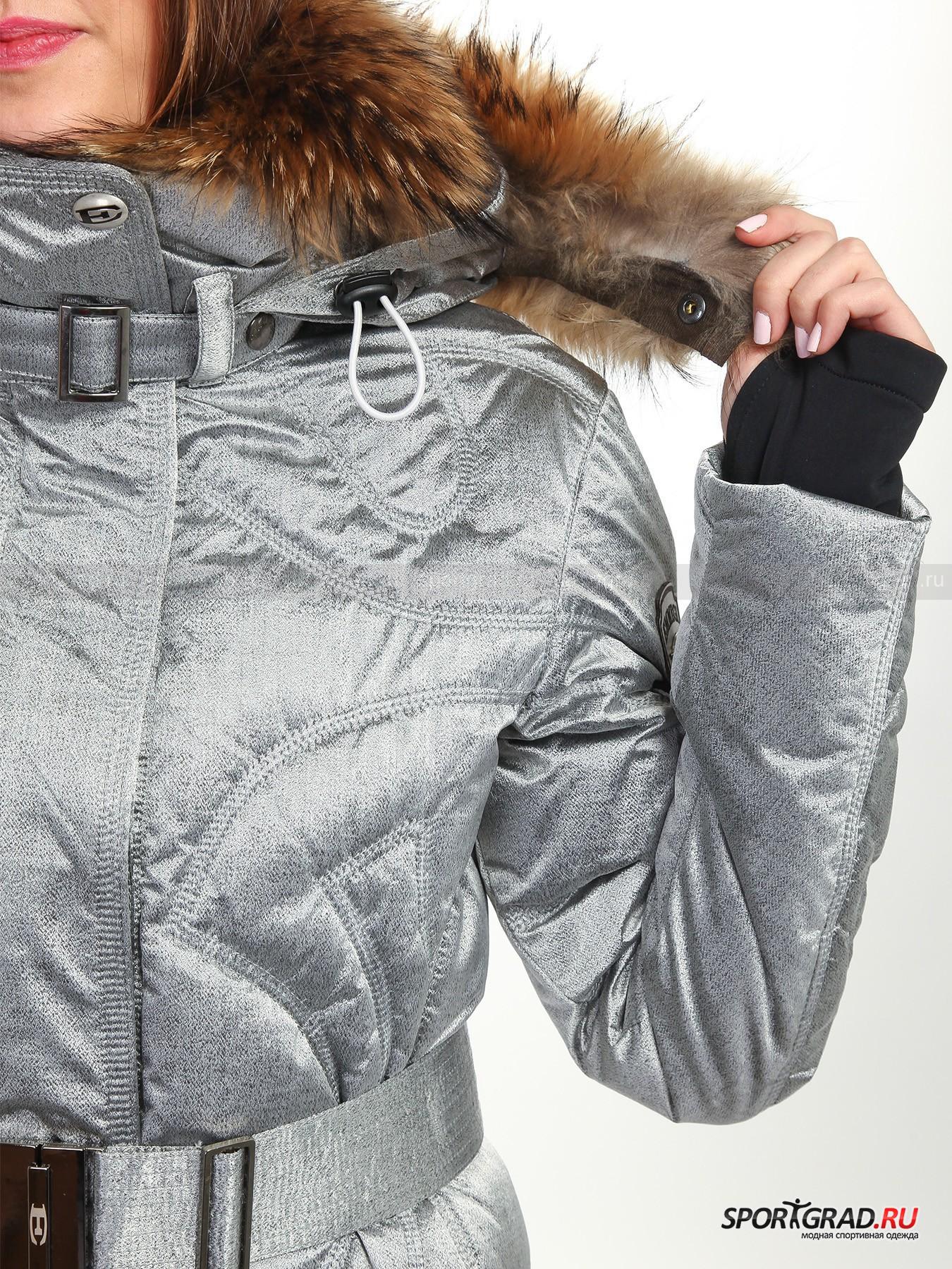 Пальто пуховое женское JOY/PJ EMMEGY от Спортград