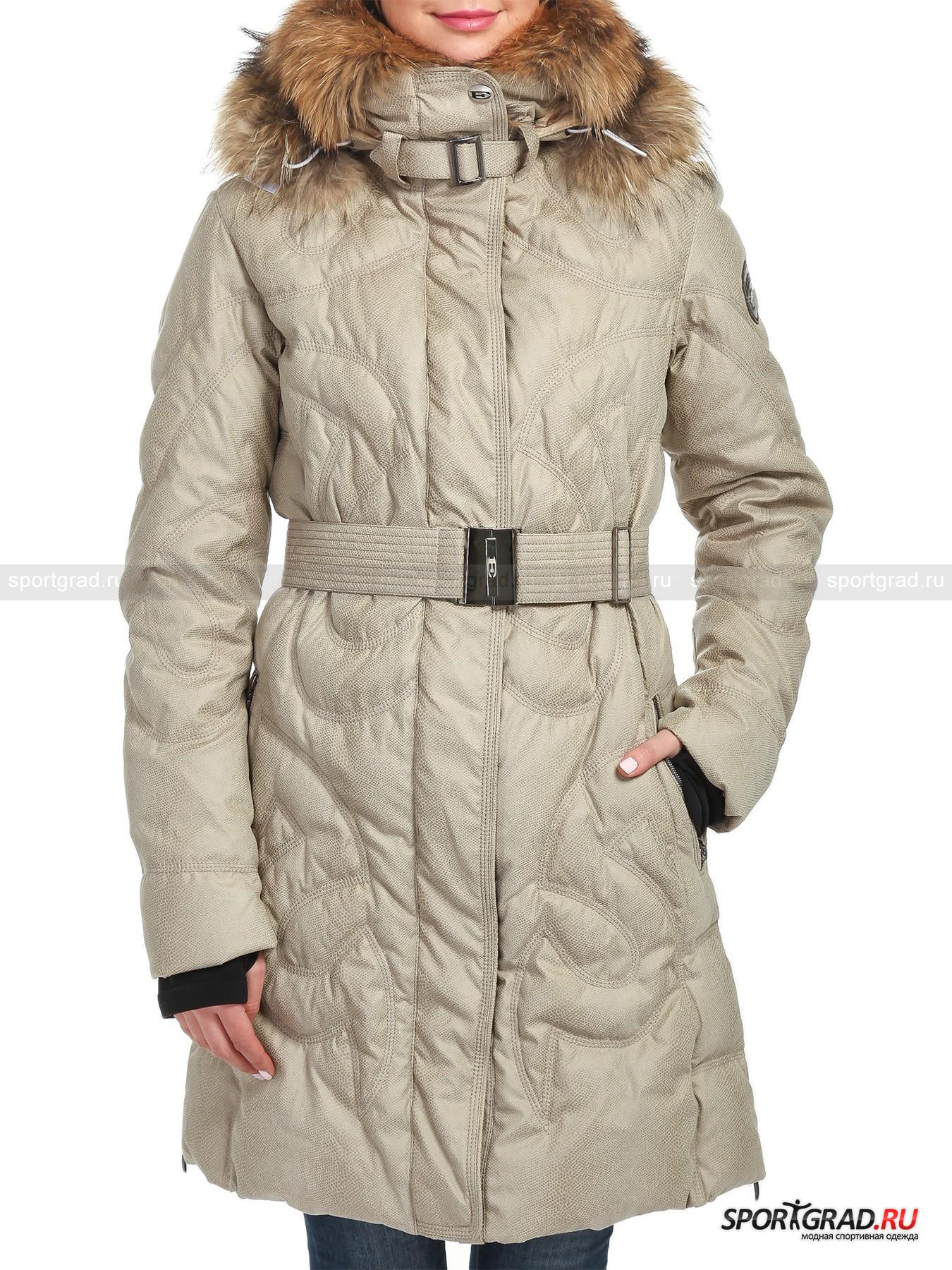 Пальто пуховое женское JOYU EMMEGY