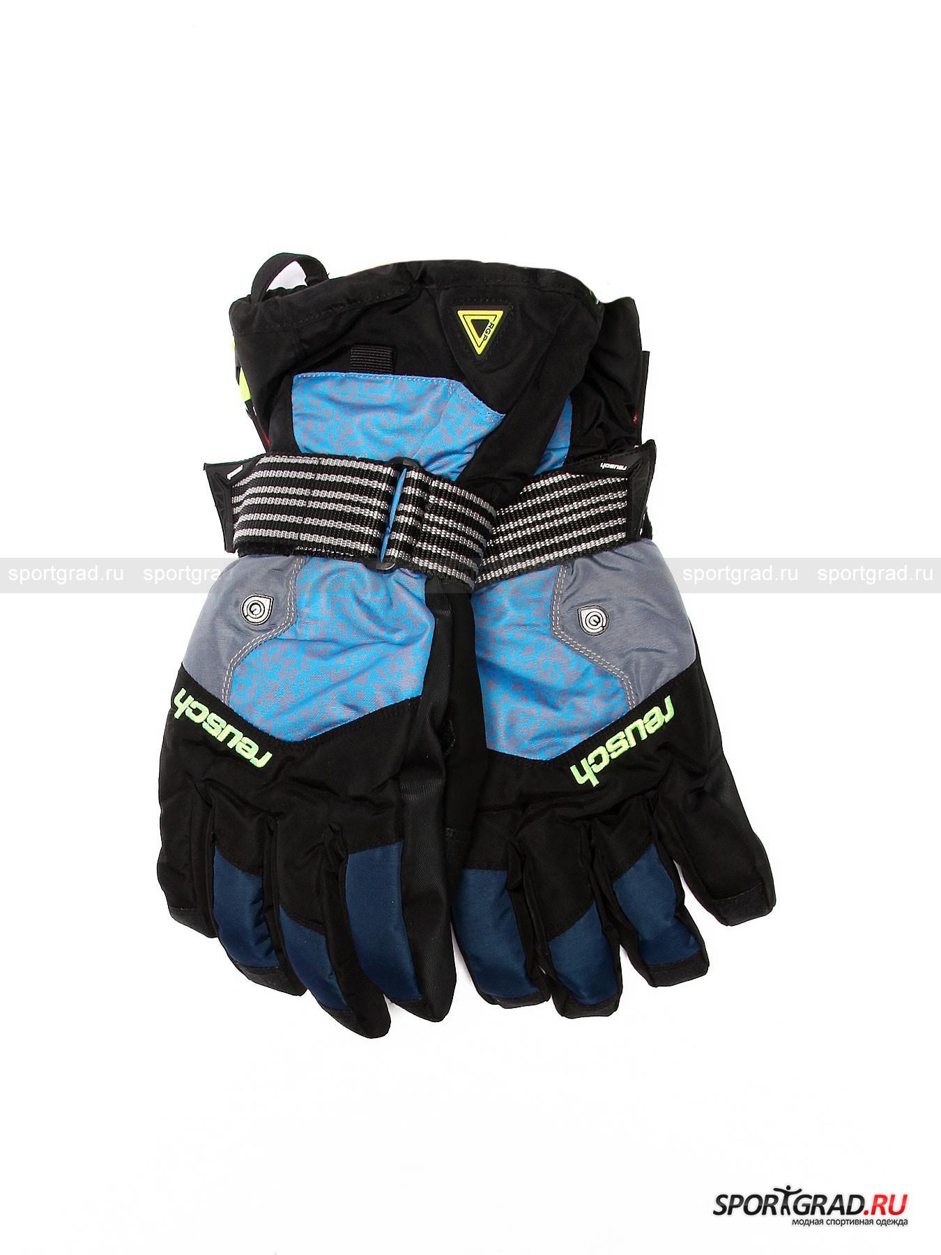 Перчатки горнолыжные мужские Reusch Double Flip R-TEX® XTПерчатки, Варежки,Шарфы<br>Надёжные горнолыжные перчатки Reusch Double Flip, снабжённые высококачественной мембраной R-TEX® XT by Reusch и технологией THERMO 3 с лёгкостью возьмут заботу о безопасности и комфорте Ваших рук на себя. Их продуманный до мельчайших деталей дизайн удовлетворит как требованиям начинающих спортсменов, так и бывалых райдеров. Модель выполнена в двух расцветках: тёмной и более яркой, так что Вам остаётся только выбрать цвет, а заботу о Вашей безопасности и комфорте предоставьте специалистам Reusch.<br><br>Перчатки имеют:<br>- эргономичный анатомический крой, повторяющий изгиб пальцев;<br>- съёмную защитную вставку ORTHO-TEC®ONE by Reusch, фиксирующую запястье в правильном положении;<br>- высококачественную дышащую непромокаемую и непродуваемую мембрану R-TEX® XT by Reusch;<br>- особый закруглённый крой кончиков пальцев;<br>- фирменный компактный утеплитель TecFill;<br>- мягкую функциональную подкладку;<br>- широкие манжеты с ярко-оранжевыми затяжными шнурами и фиксаторами;<br>- резиновую отделку лицевой стороны ладони;<br>- утягивающую полосатую ленту на липучке на уровне запястья;<br>- цепкие износоустойчивые накладки из рифлёной резины с двух сторон;<br>- фигурные амортизирующие накладки разной формы на ладони;<br>- текстильная износоустойчивая вставка из материала CORDURA на внутренней стороне большого пальца;<br>- резинки на запястья для исключения потери варежек и удобства ношения;<br>- вышитое имя бренда, а также резиновые логотипы компании Reusch на тыльной стороне ладони.<br><br>Пол: Мужской<br>Возраст: Взрослый<br>Тип: Перчатки, Варежки,Шарфы<br>Рекомендации по уходу: Деликатная ручная стирка при 30 градусах.<br>Состав: Полиэстер, нейлон, полиуретан, резина, CORDURA.