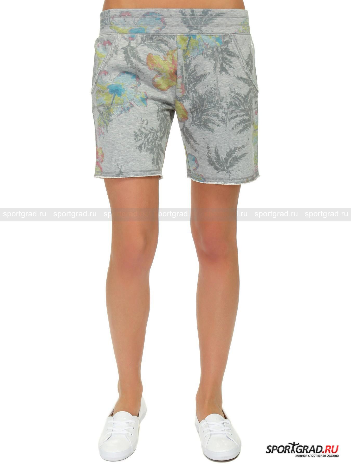 Шорты женские Keira FIRE&amp;ICEШорты, Велосипедки<br>Короткие женсике шорты Keira BOGNER FIRE+ICE со стильным all-over принтом – стильное дополнение любого летнего лука. Они выполнены из ткани футер с петельчатой внутренней поверхностью, что делает их не только приятными телу, но и очень комфортными в жару. Модель имеет свободный крой, плотный притачной пояс и 2 фронтальных накладных кармана. Изящные и нарядные, эти шорты выглядят просто бесподобно, подчёркивая оригинальность Вашего чувства вкуса.<br><br>Пол: Женский<br>Возраст: Взрослый<br>Тип: Шорты, Велосипедки<br>Рекомендации по уходу: Деликатная ручная стирка при температуре 30 градусов, щадящий ручной отжим, гладить при температуре до 120 градусов.