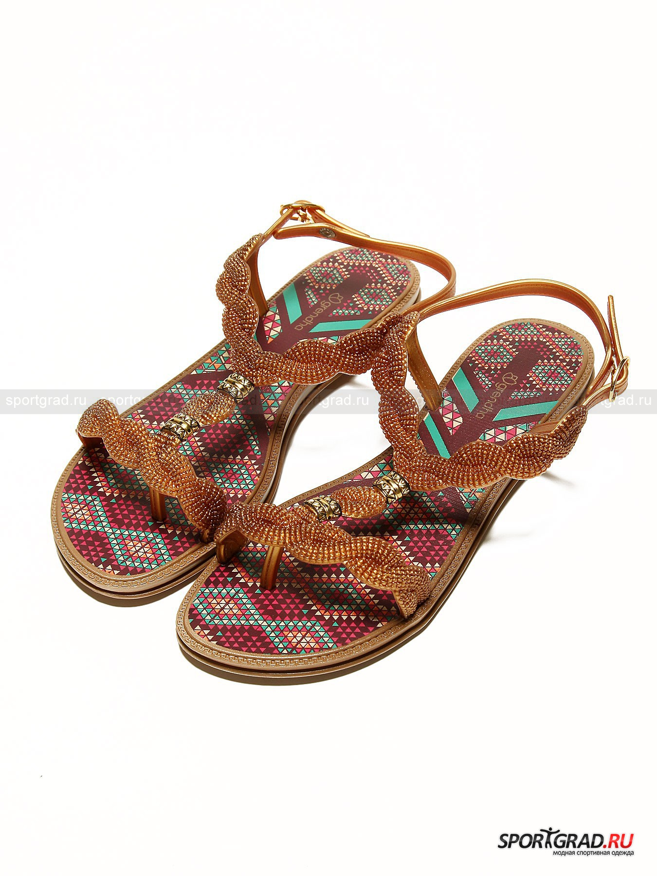 �������� ������� Tribale sandals female GRENDHA