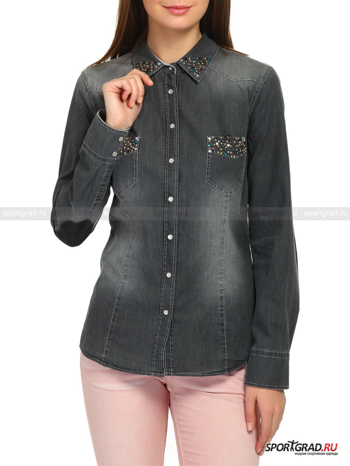 Рубашка женская LEA BOGNER JEANS