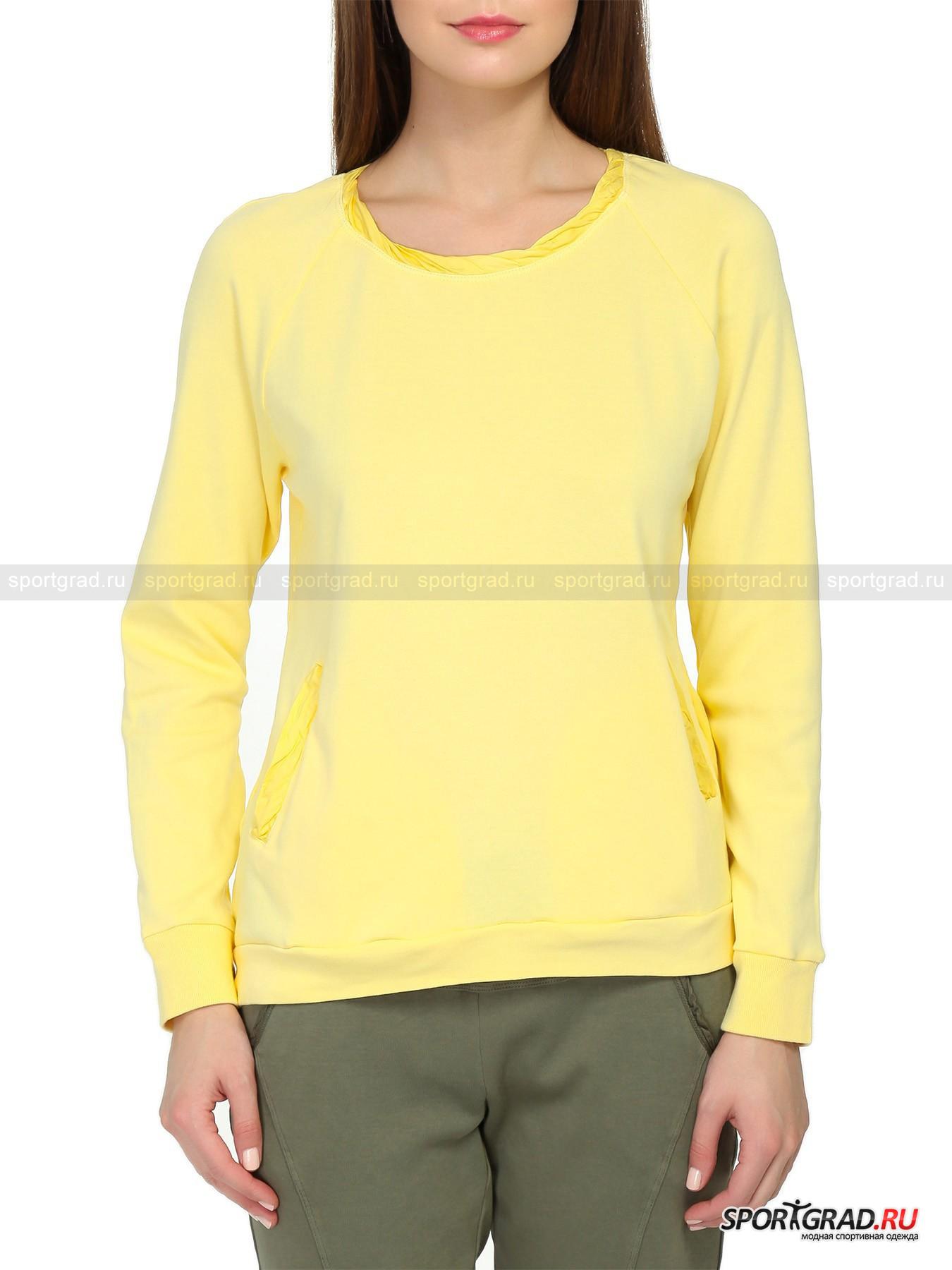 Толстовка женская Swetshirt DEHA от Спортград