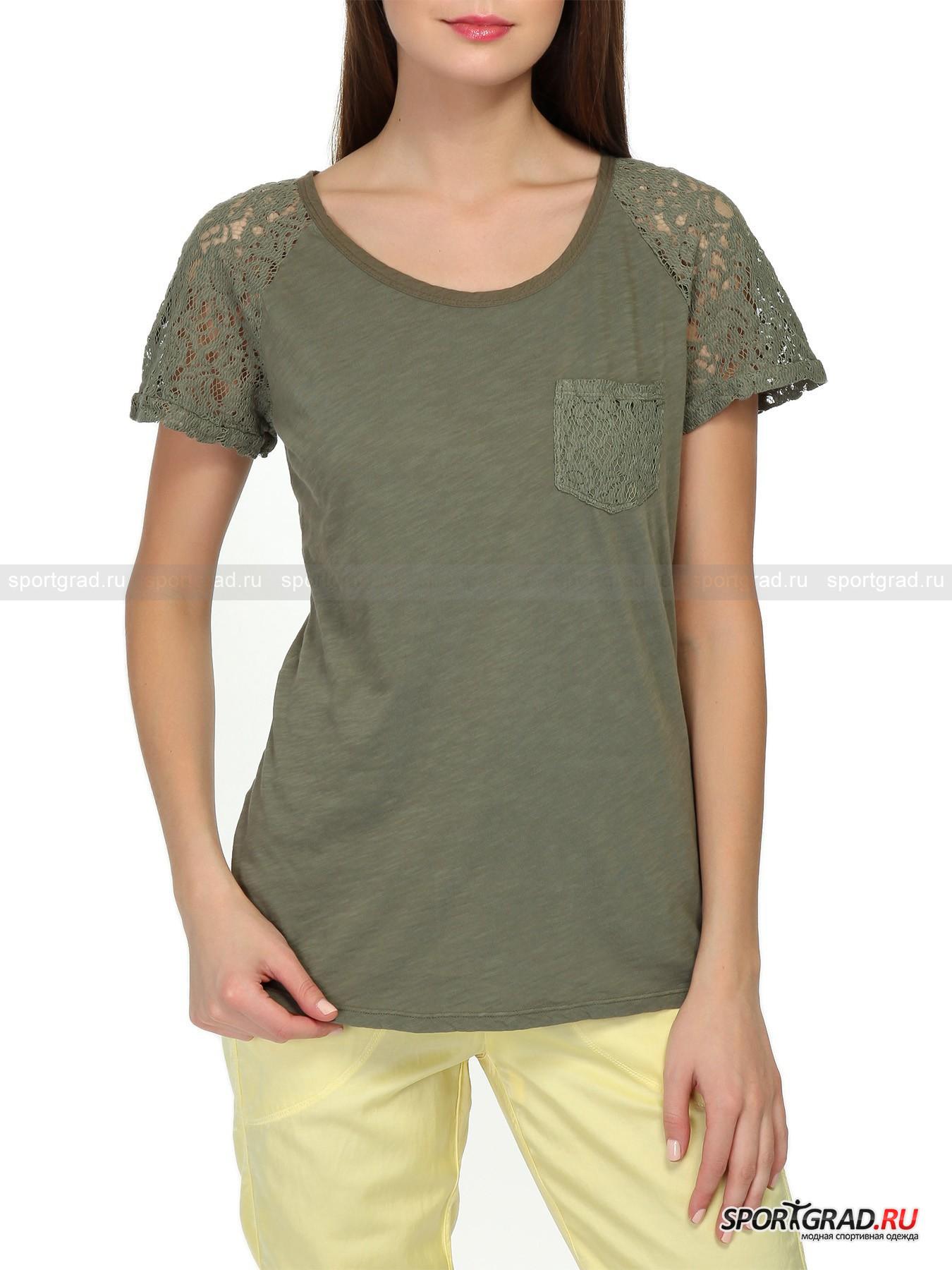 Футболка женская T-shirt DEHA