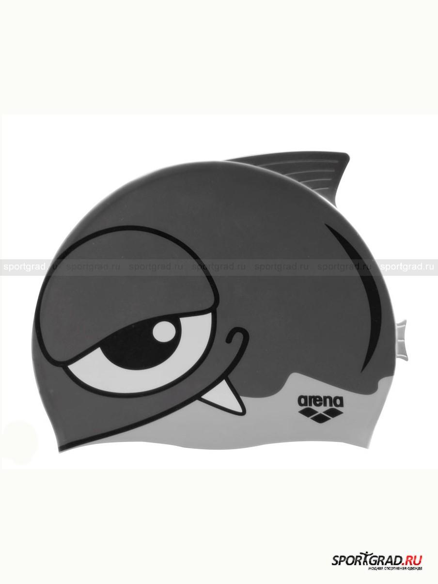 Шапочка детская ARENA AWT FISH CAP от Спортград