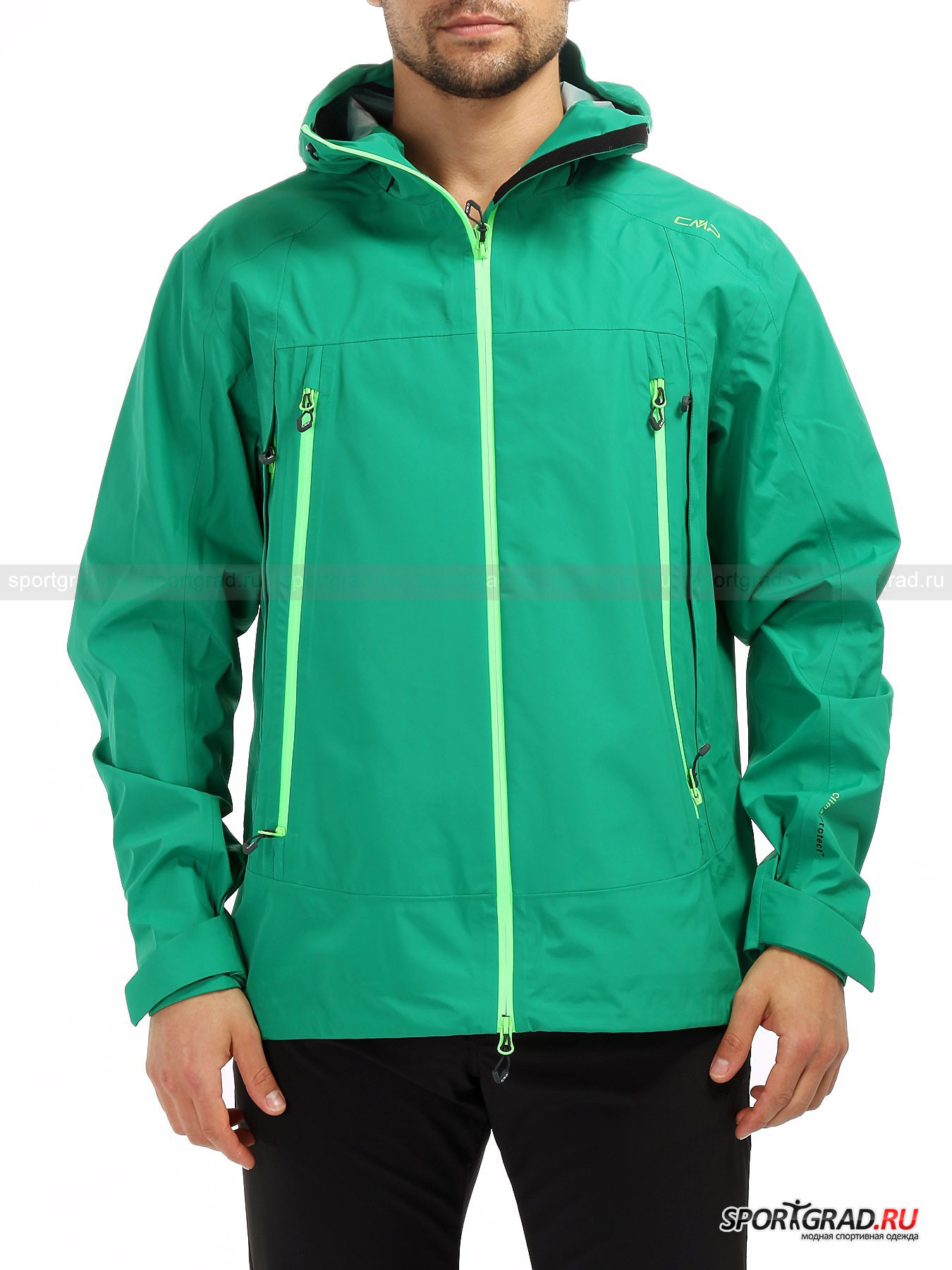 Куртка мужская CAMPAGNOLO MAN JACKET FIX HOOD