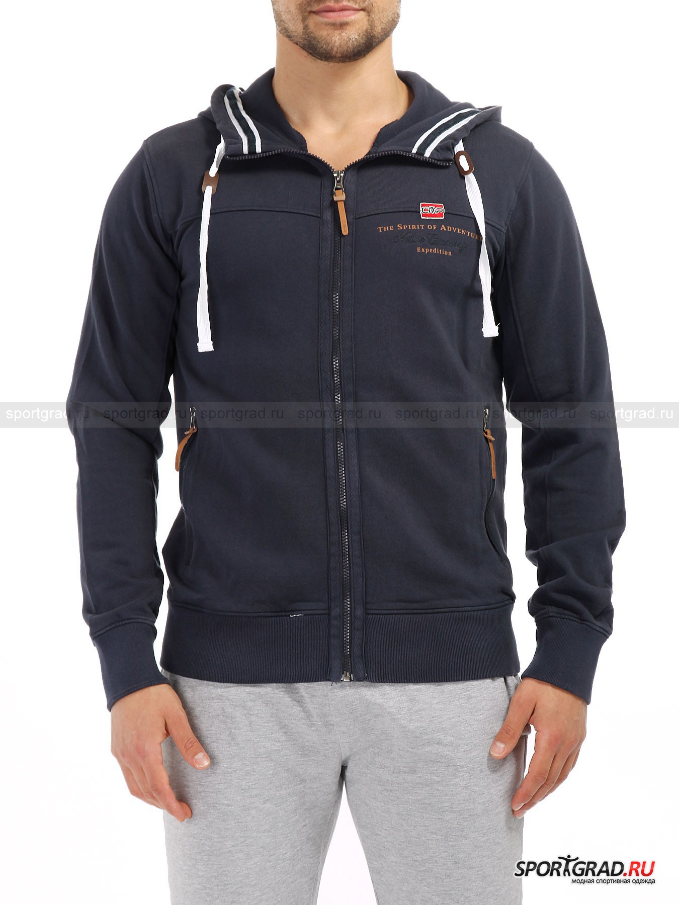 ��������� ������� CAMPAGNOLO HOODED ZIPPER