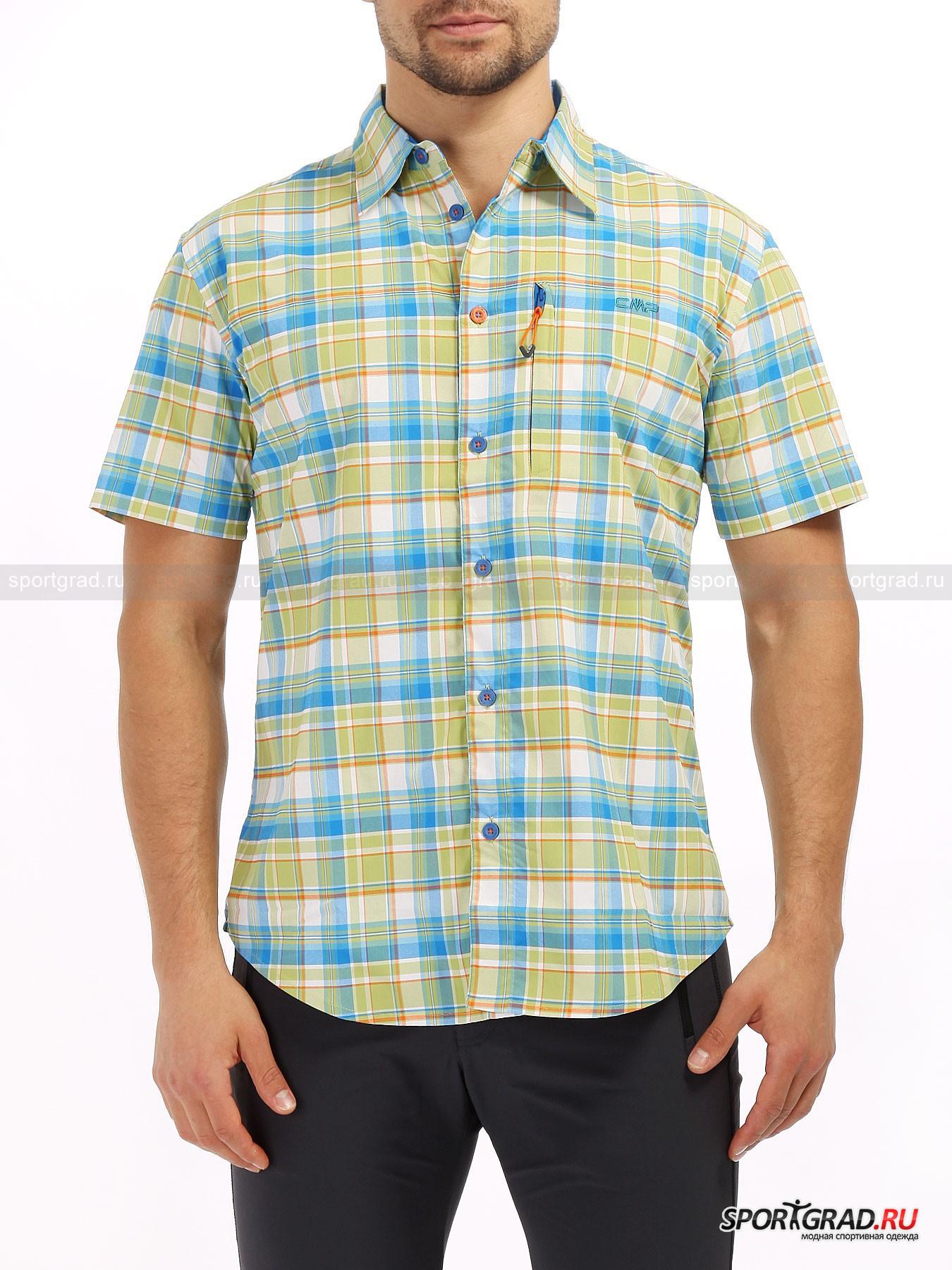 Рубашка мужская  CAMPAGNOLO STRETCH