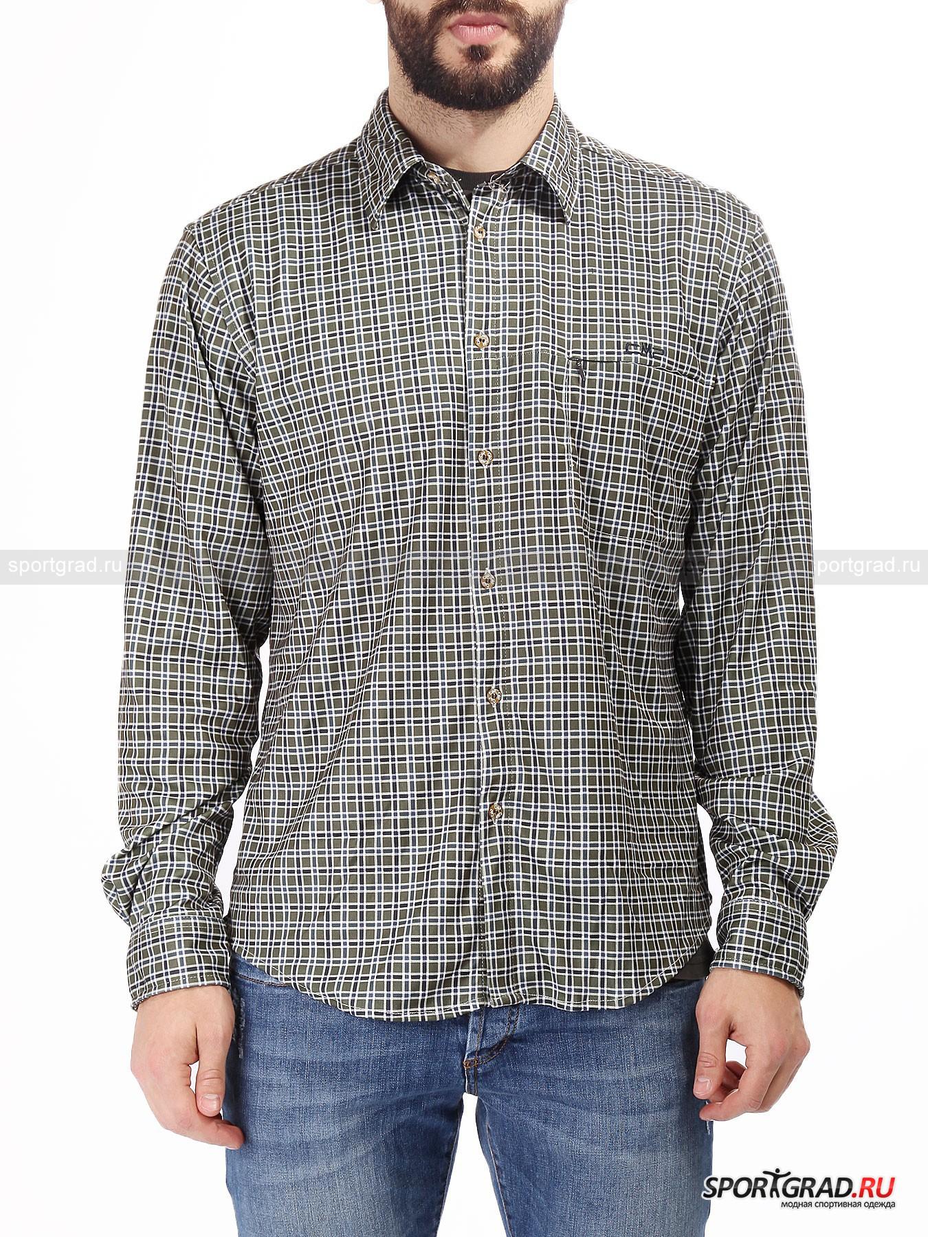 Мужская рубашка CMP Dry Function Shirt