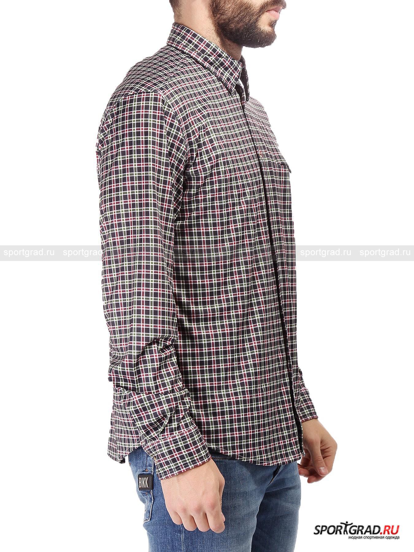 Мужская рубашка CMP Dry Function Shirt от Спортград