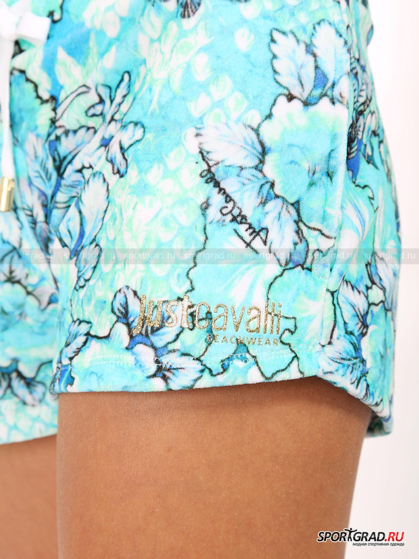 Шорты женские JUST CAVALLI Beachwear от Спортград