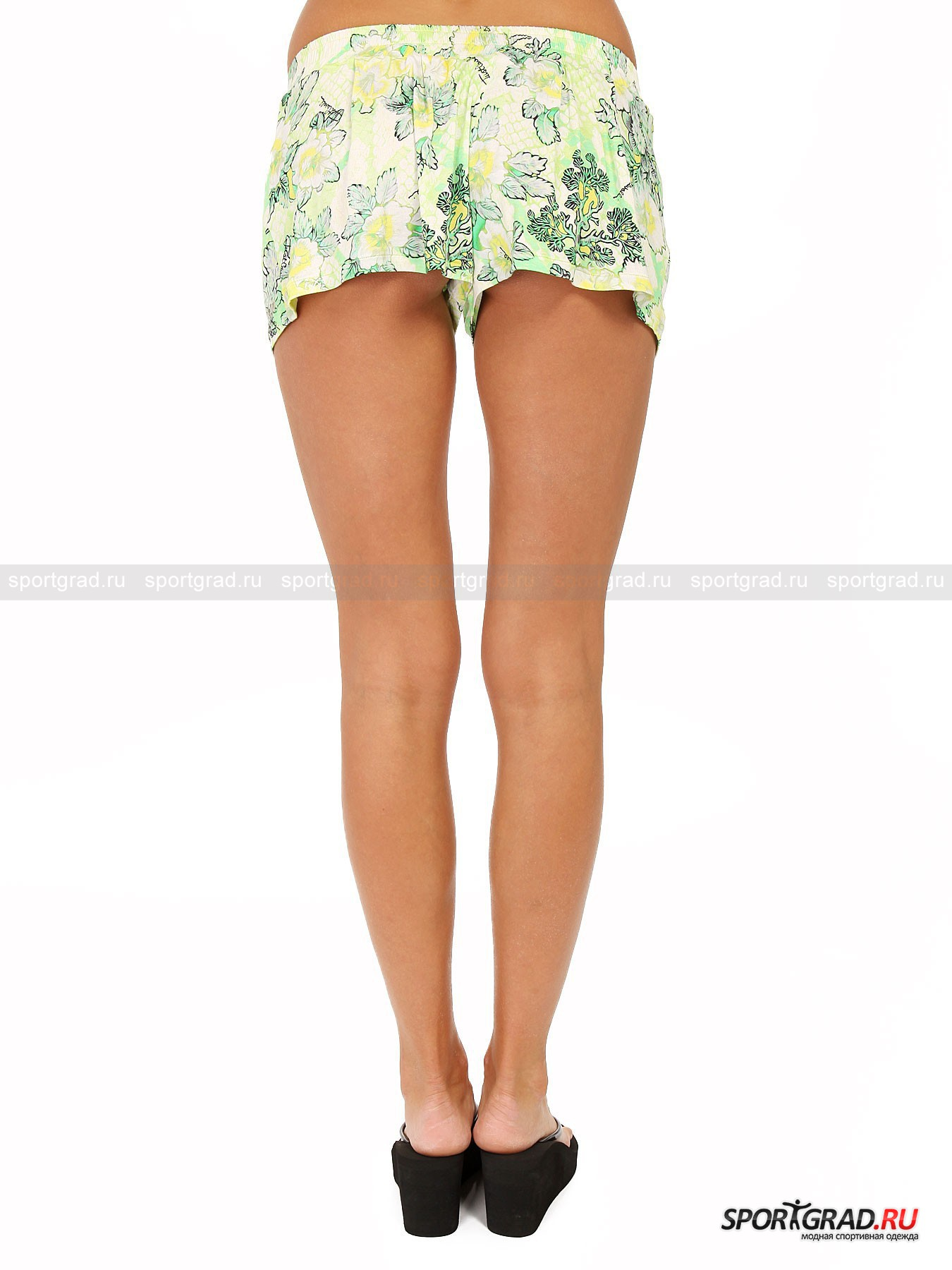 Шорты женcкие JUST CAVALLI Beachwear от Спортград