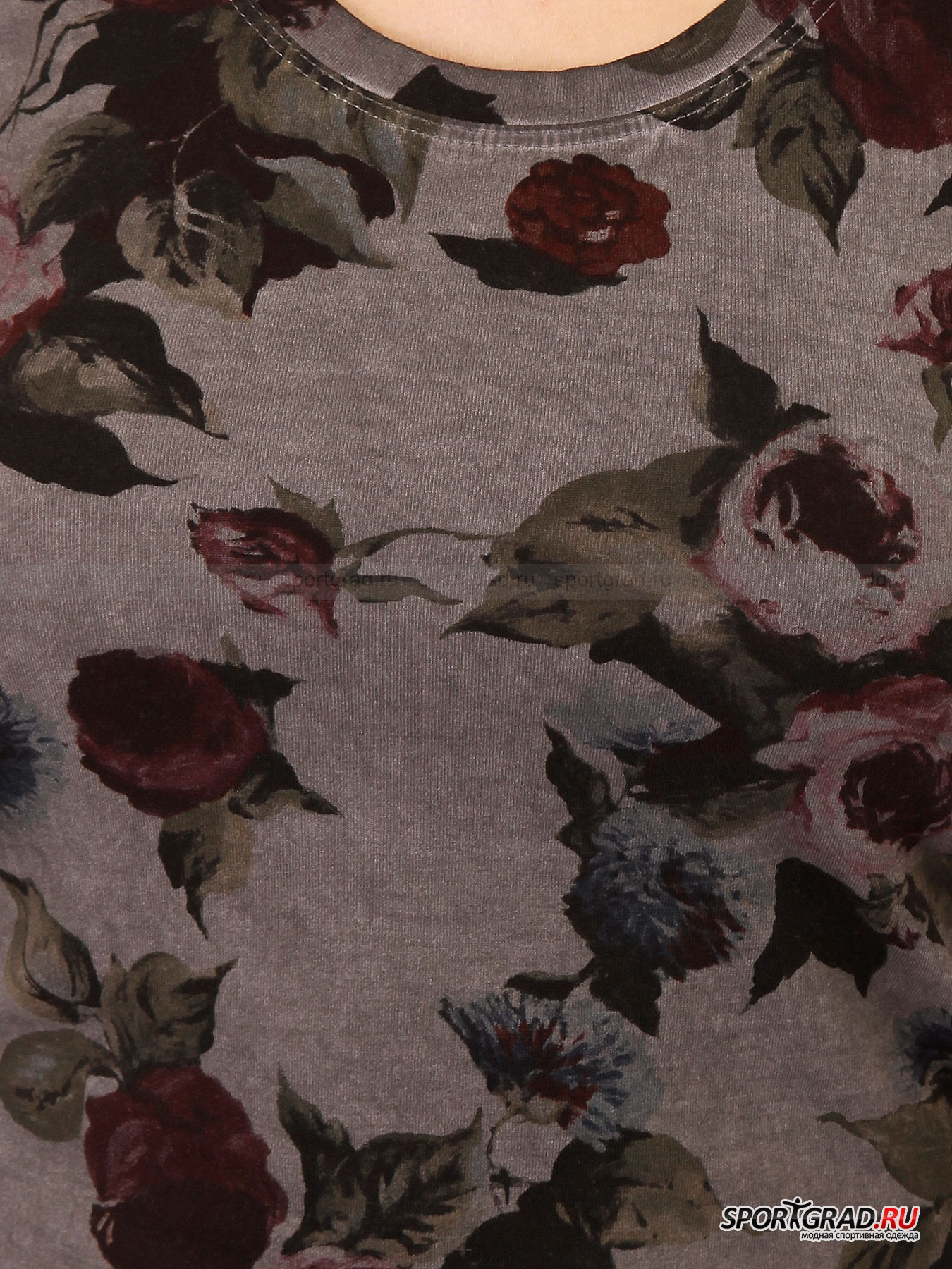 Майка женская Deha All Over Print Roses от Спортград