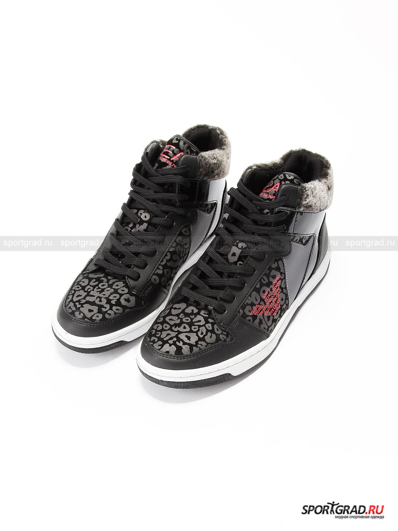 ���� ������� ���������� Lux High W Shoes EMPORIO ARMANI
