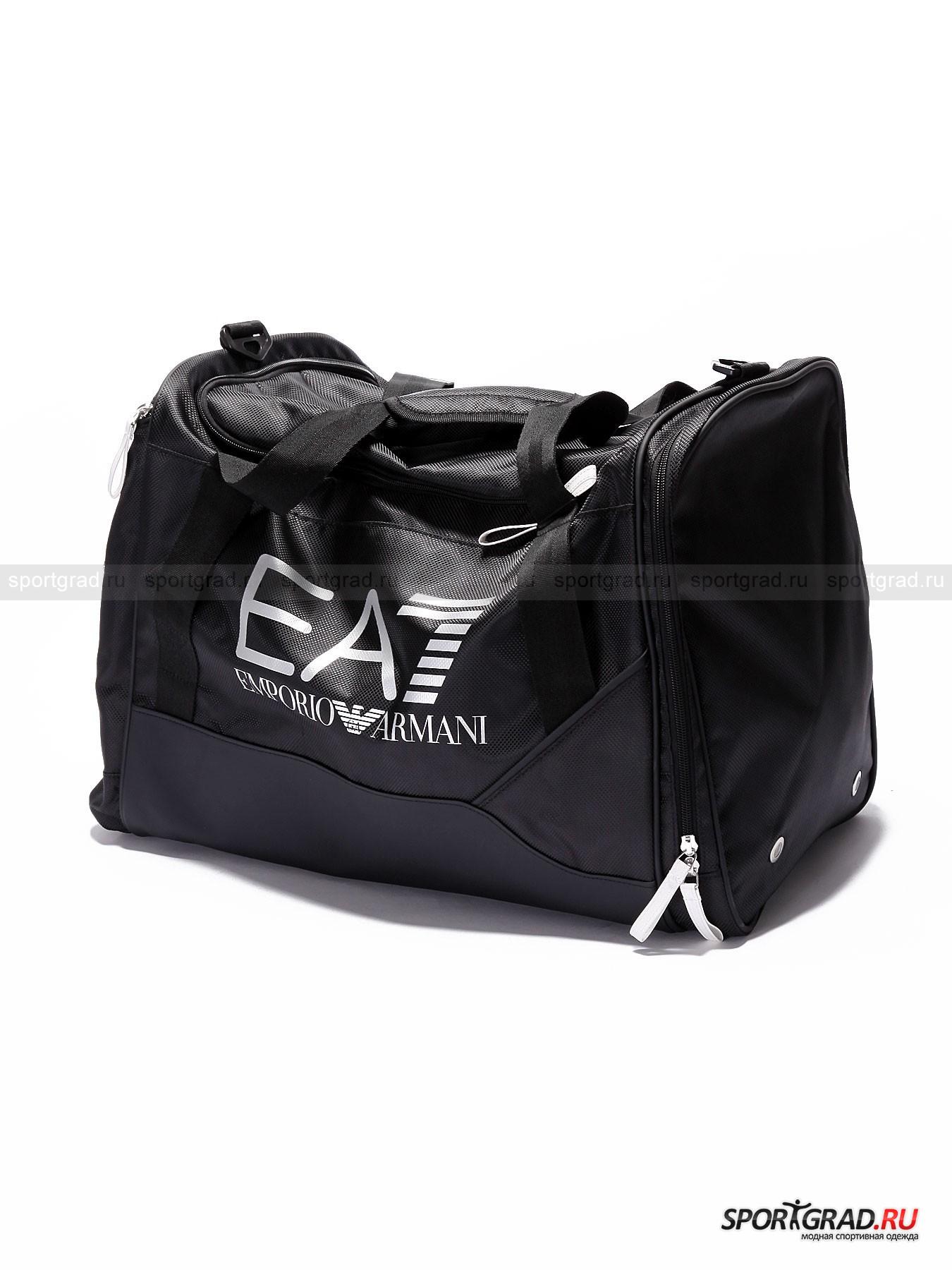 Сумка Visibility M Gym Bag EMPORIO ARMANI от Спортград