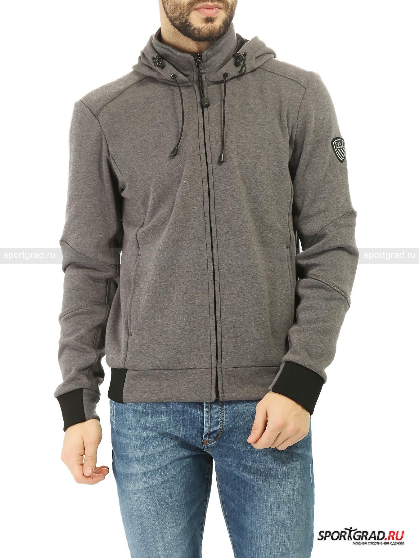 ��������� ������� Mountain Urban Hoodie Sweatshirt EA7 EMPORIO ARMANI