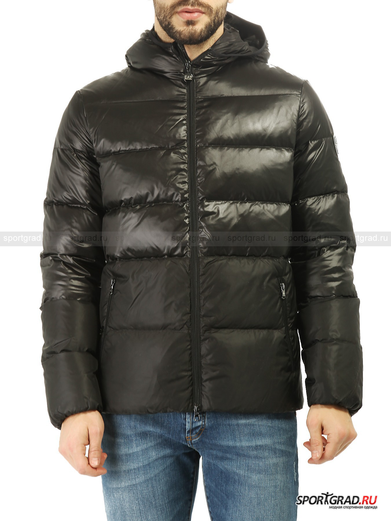 ������ ������� Mountain Shiny Matt Down Jacket EA7 EMPORIO ARMANI