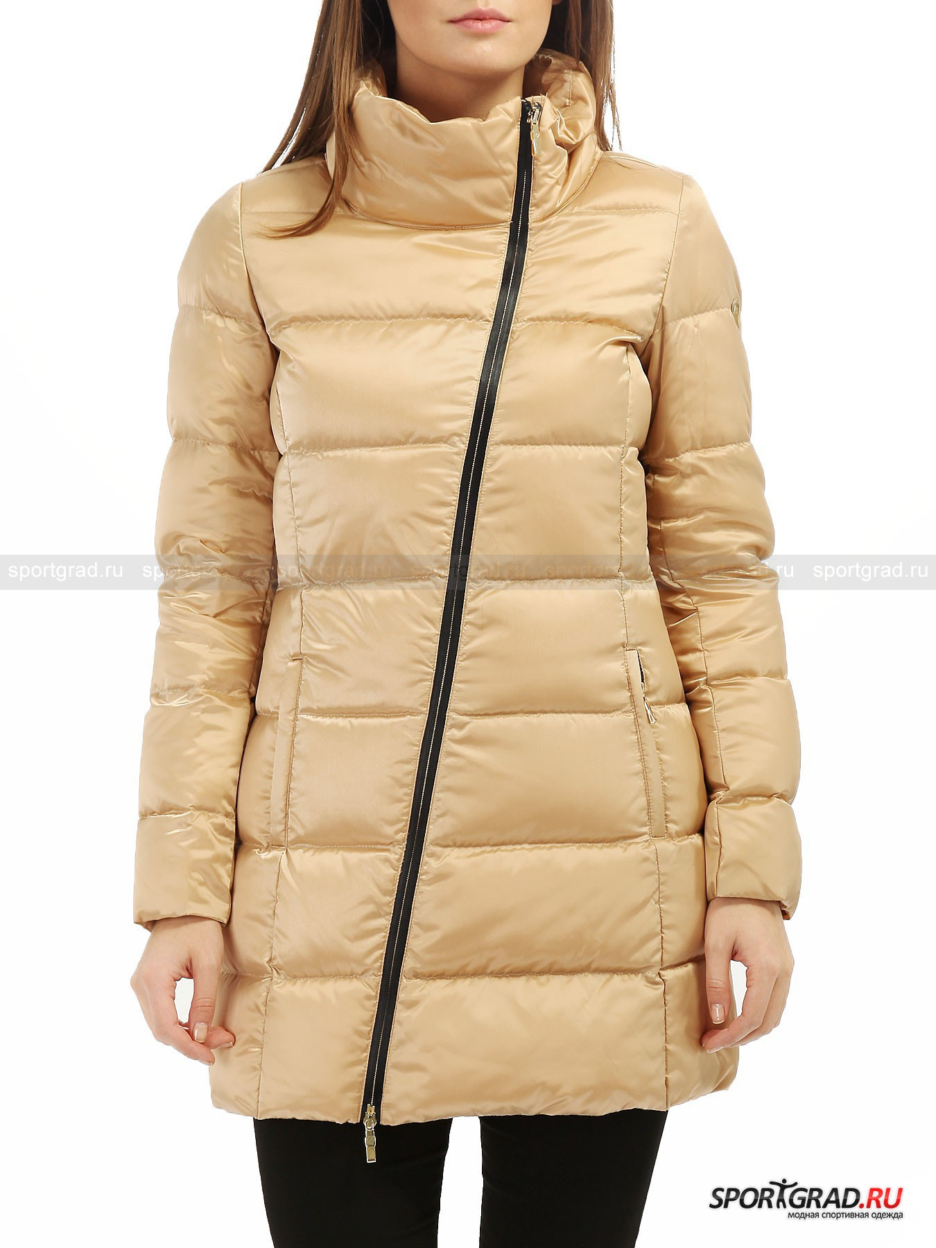 ����� ������� Mountain Shiny 3/4 Down Jacket EA7 EMPORIO ARMANI