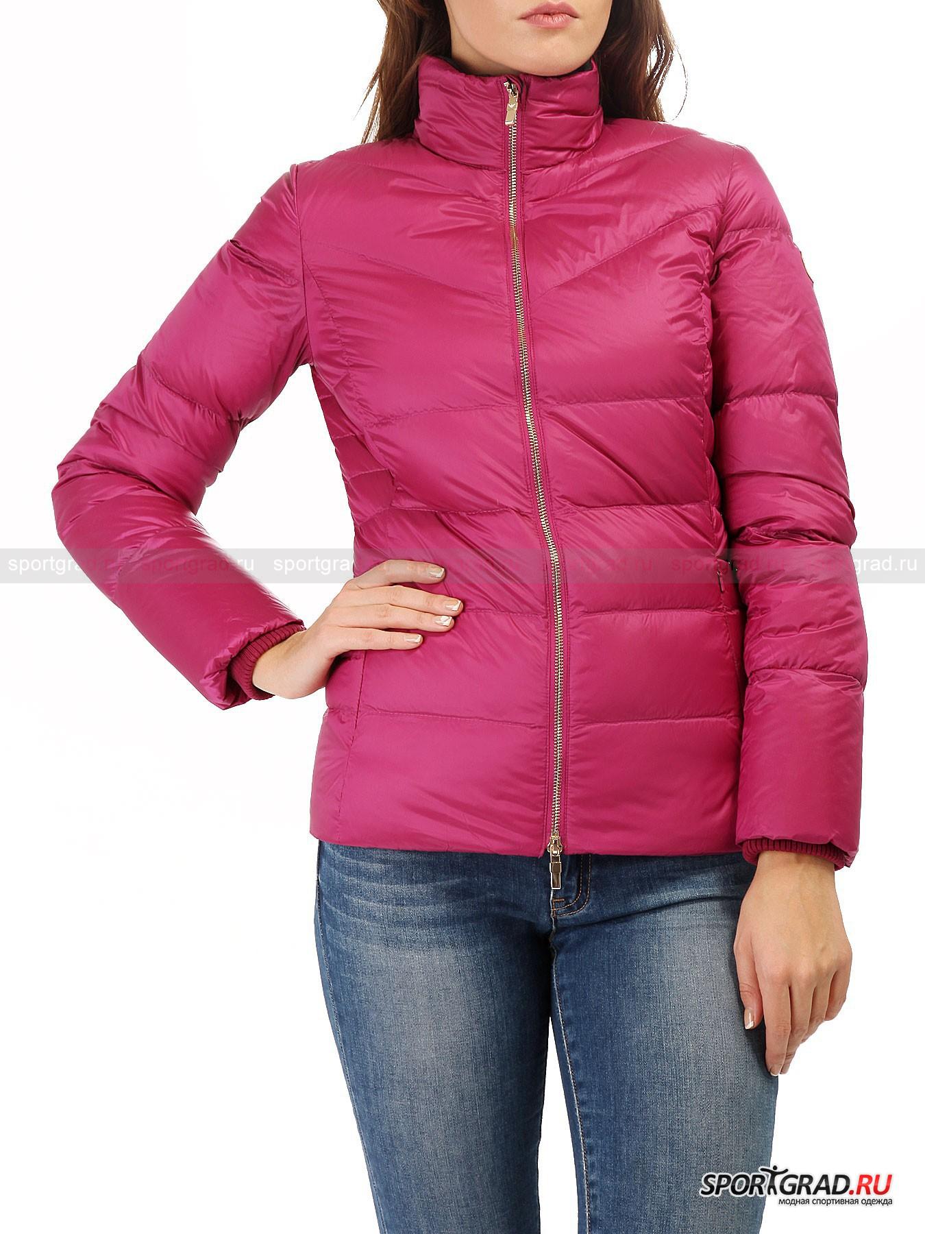 426c6203c2f7 Куртка женская Mountain Core Down Jacket EA7 EMPORIO ARMANI. Загрузка  изображения