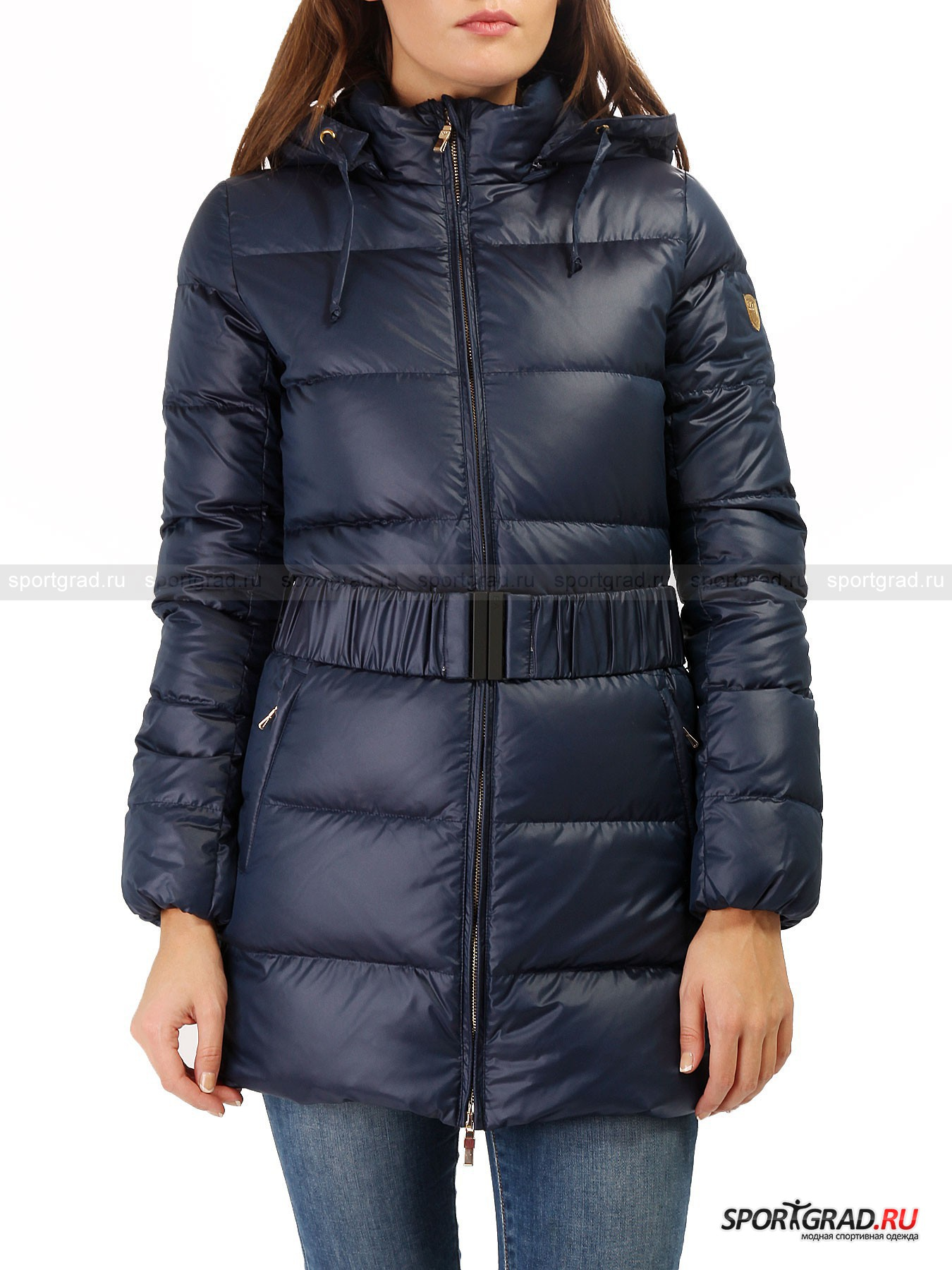 Пальто пуховое Mountain Pure Down Jacket EA7 EMPORIO ARMANI