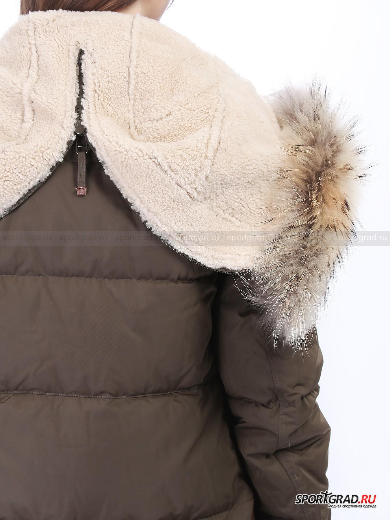 Пальто женское Long Bear Special PARAJUMPERS от Спортград