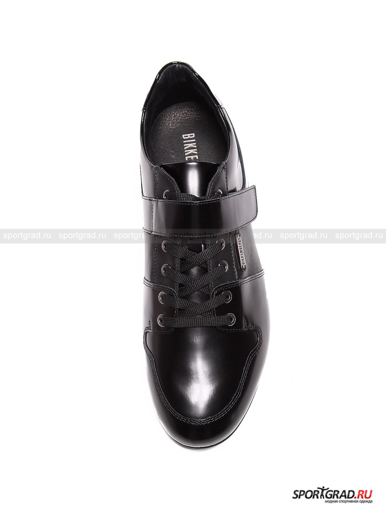 Кроссовки мужские BIKKEMBERGS Springer 156 Leather от Спортград