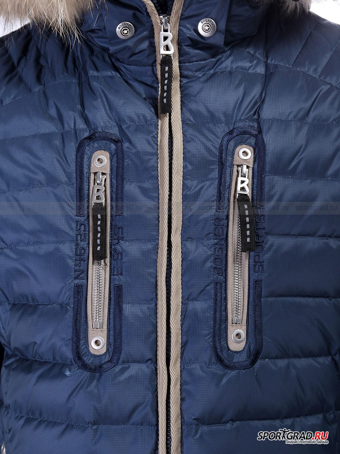 56e86cc4 Отзывы покупателей о Куртка горнолыжная мужская Kai-D BOGNER от ...