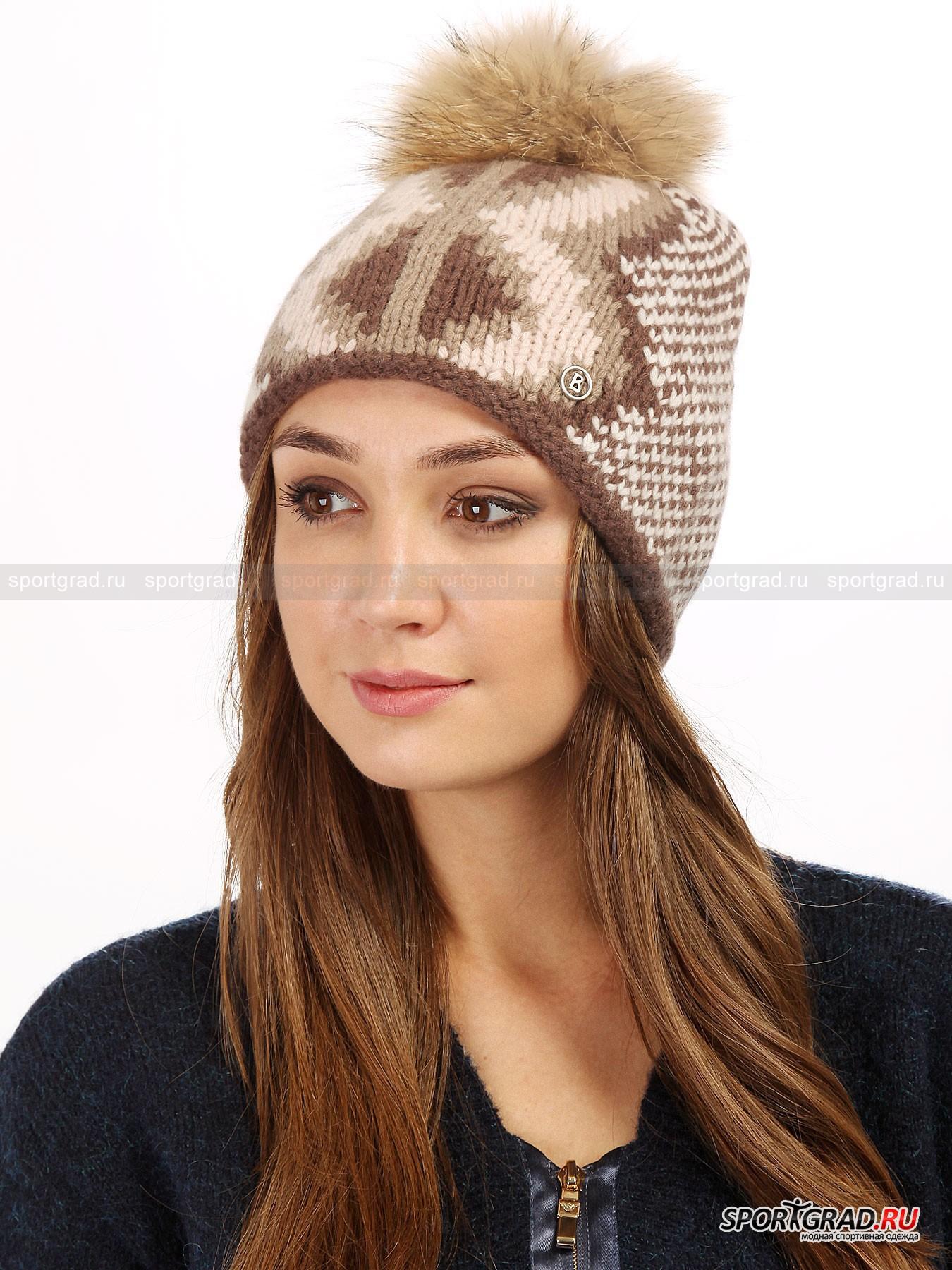 Женская шапка BOGNER Ophelya