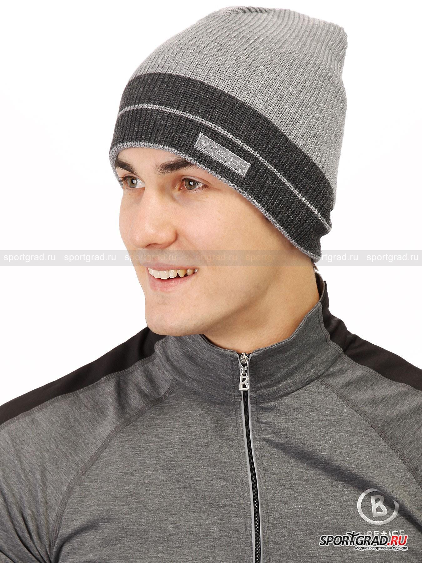 Мужская шапка BOGNER Bastian