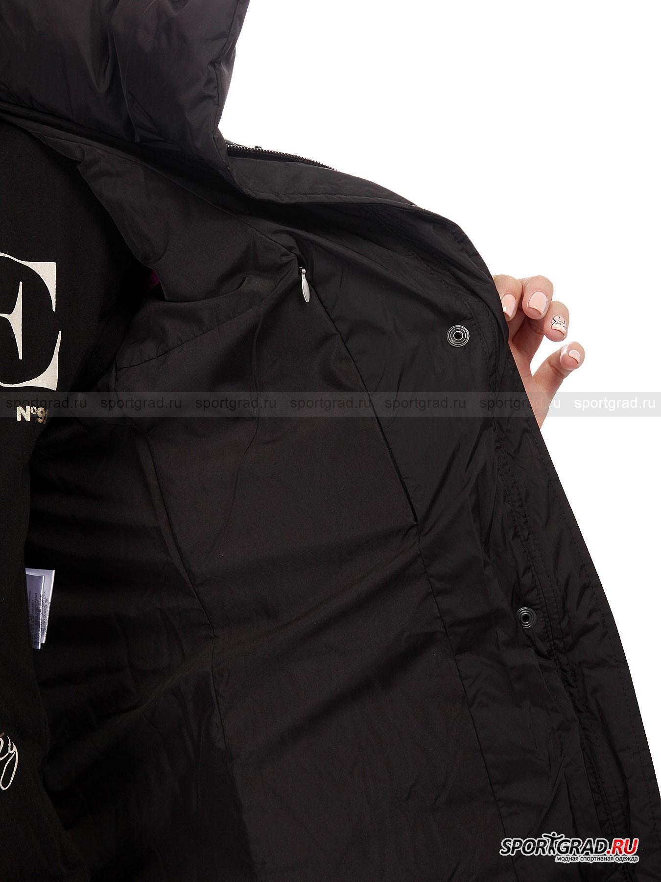 Пальто женское Dalia-D FIRE&ICE от Спортград