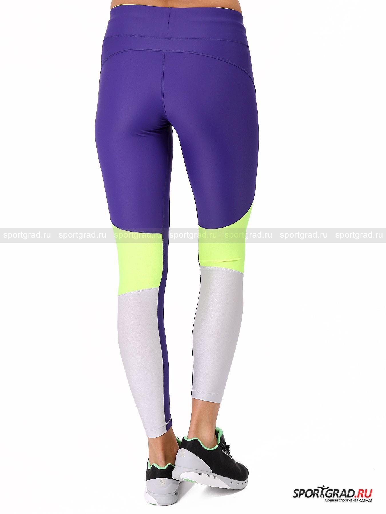 Леггинсы женские Split 7/8 Tights CASALLЛеггинсы, Рейтузы<br>Шведский бренд Casall производит высококлассную и невероятно привлекательную одежду для спорта, способную удовлетворить самый взыскательный вкус. Выбирая экипировку от Casall, вы всегда будете выглядеть превосходно и чувствовать себя так же.<br><br>Укороченные леггинсы  Split 7/8 Tights Casall выполнены в интересной и популярной сейчас технике color block. Эффектное решение, которое добавит цвета вашим тренировкам и хорошего настроения и вам, и окружающим. Эластичный материал обтягивает ноги, обеспечивая свободу движений и превосходное влагоотведение. <br><br>Особенности модели:<br>- уменьшенная длина;<br>- широкий пояс с внутренней кулиской;<br>- чуть блестящий материал;<br>- рельефные швы;<br>- надпись Casall на левой штанине.<br><br>Пол: Женский<br>Возраст: Взрослый<br>Тип: Леггинсы, Рейтузы<br>Рекомендации по уходу: стирка в теплой воде до 40 С; не отбеливать; гладить слегка нагретым утюгом (температура до 110 C); щадящая сухая чистка; нельзя выжимать и сушить в стиральной машине<br>Состав: 78% полиамид, 22% эластан; 80% полиамид, 20% эластан