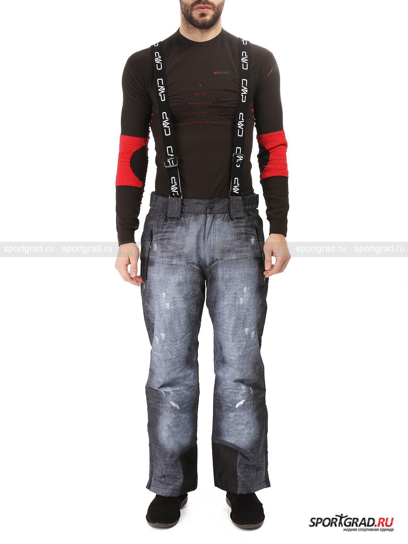 Горнолыжные брюки мужские