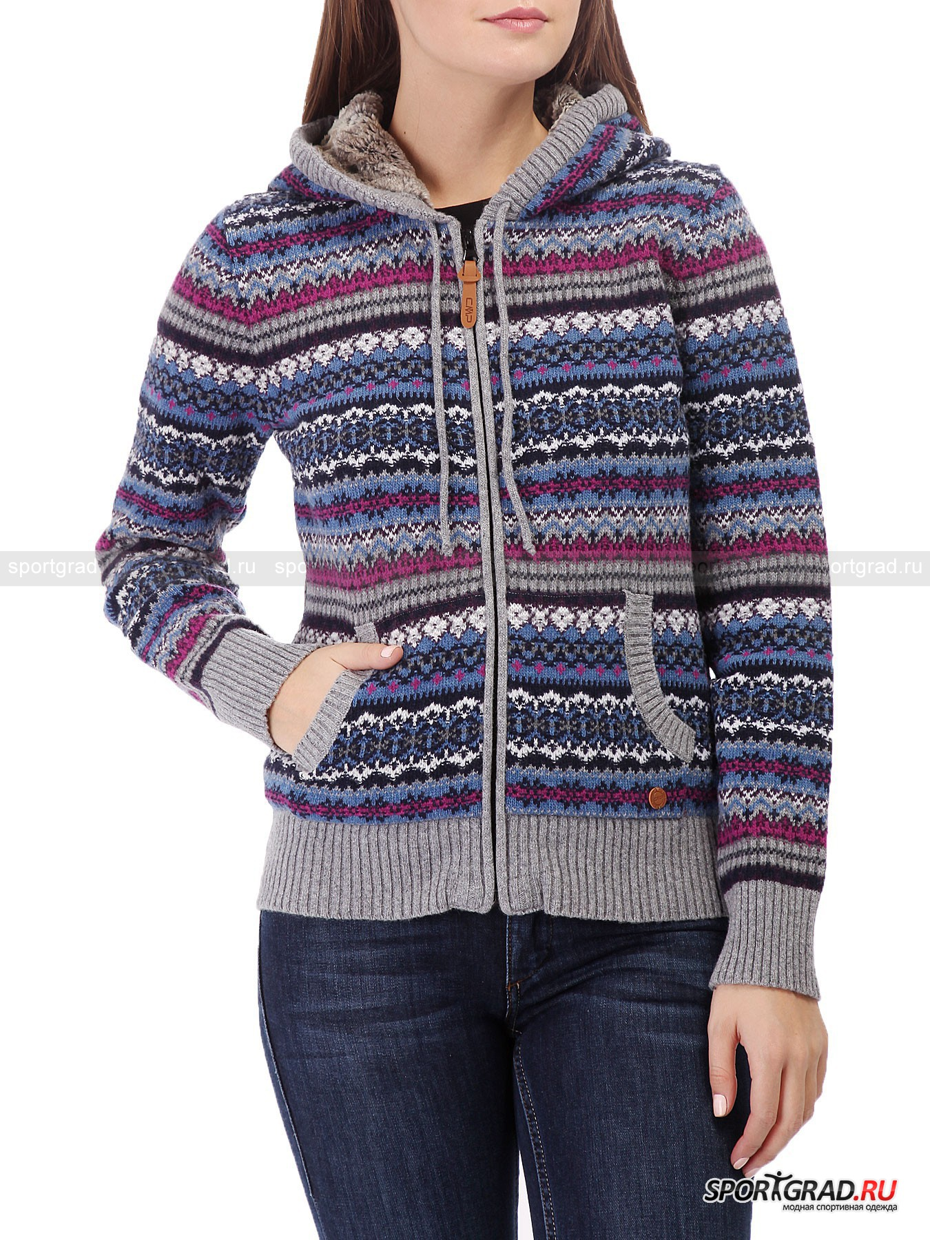 �������� ������� �� ������ Knitted Pullover CAMPAGNOLO