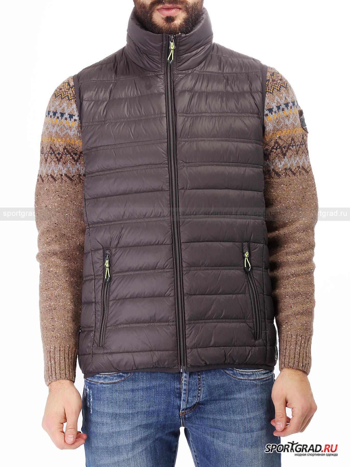 Мужской жилет CMP Ultralight Down Vest
