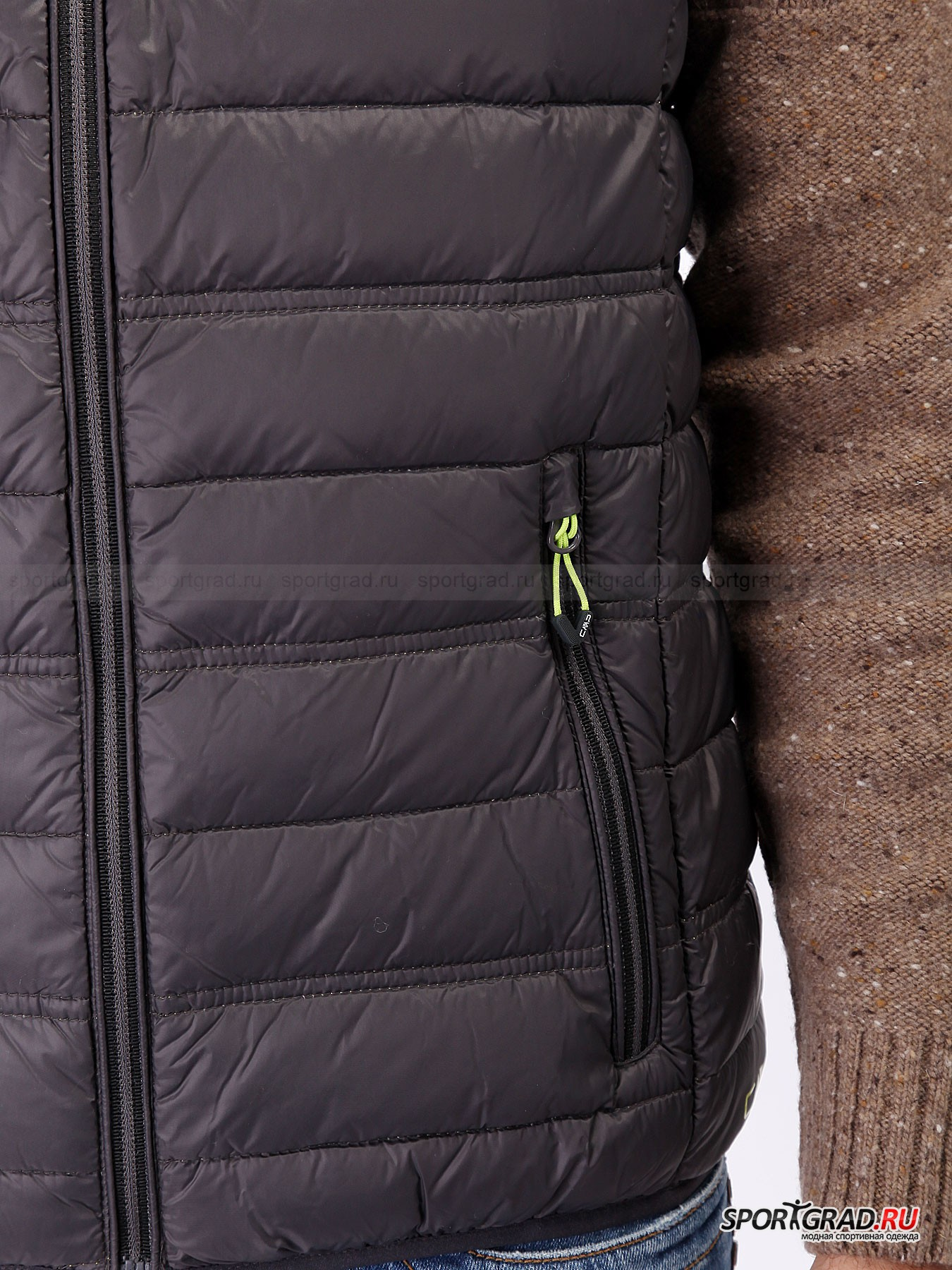Мужской жилет CMP Ultralight Down Vest от Спортград