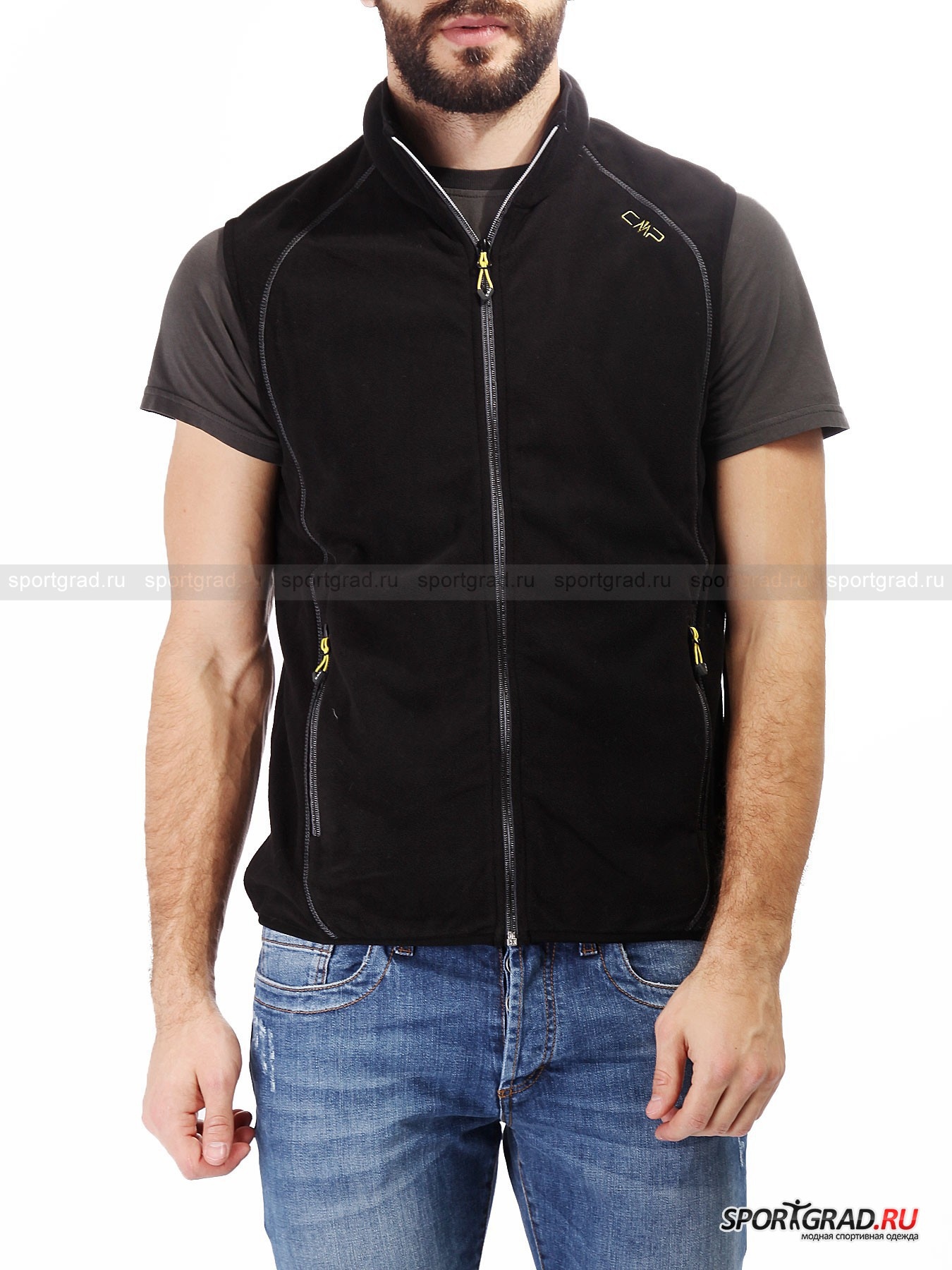 Мужской жилет CMP Arctic Fleece Vest