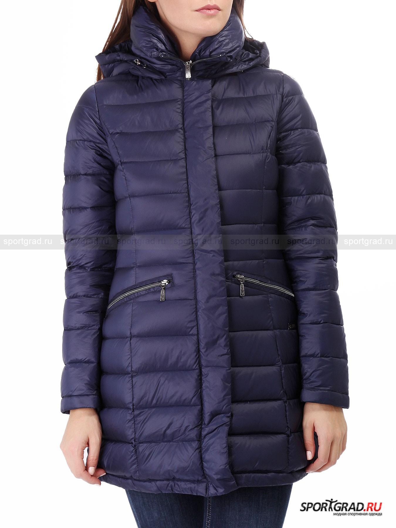 Пальто женское пуховое CAMPAGNOLO