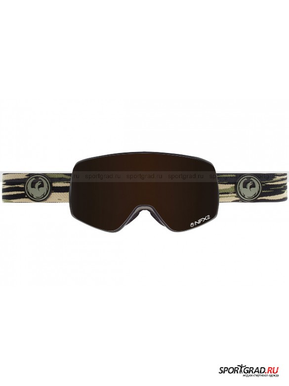 Горнолыжная маска NFX2 DRAGON OPTICAL от Спортград