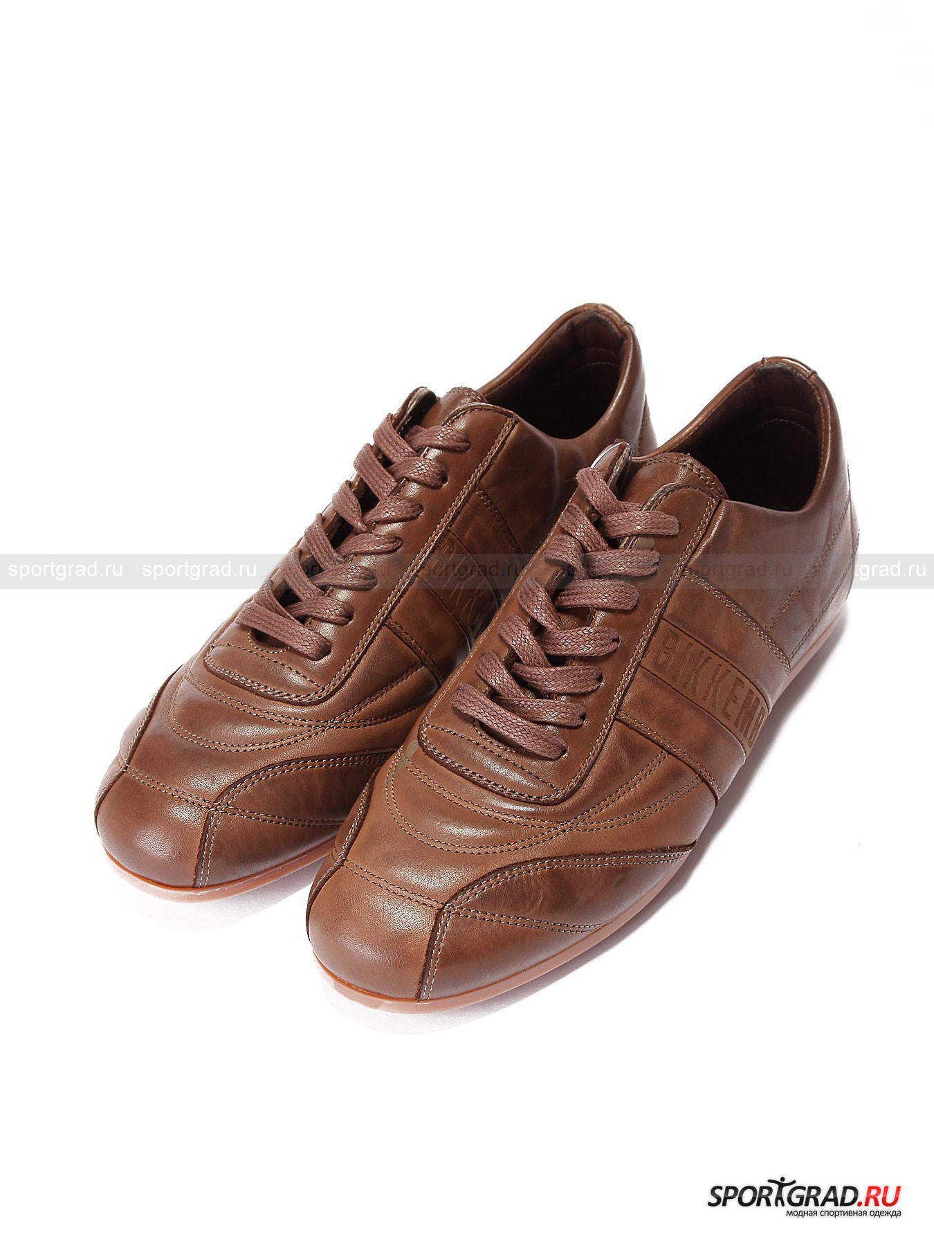 Кроссовки мужские Soccer 106 Leather BIKKEMBERGS
