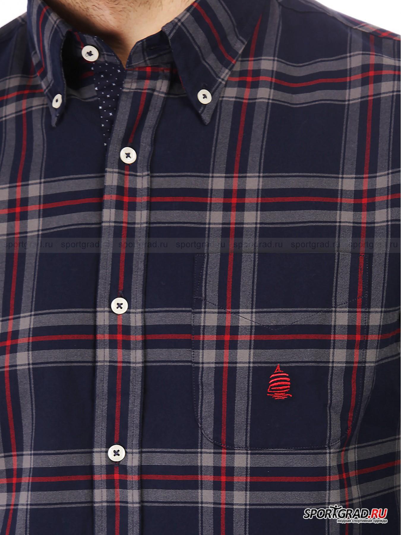 Рубашка мужская MARINA YACHTING от Спортград