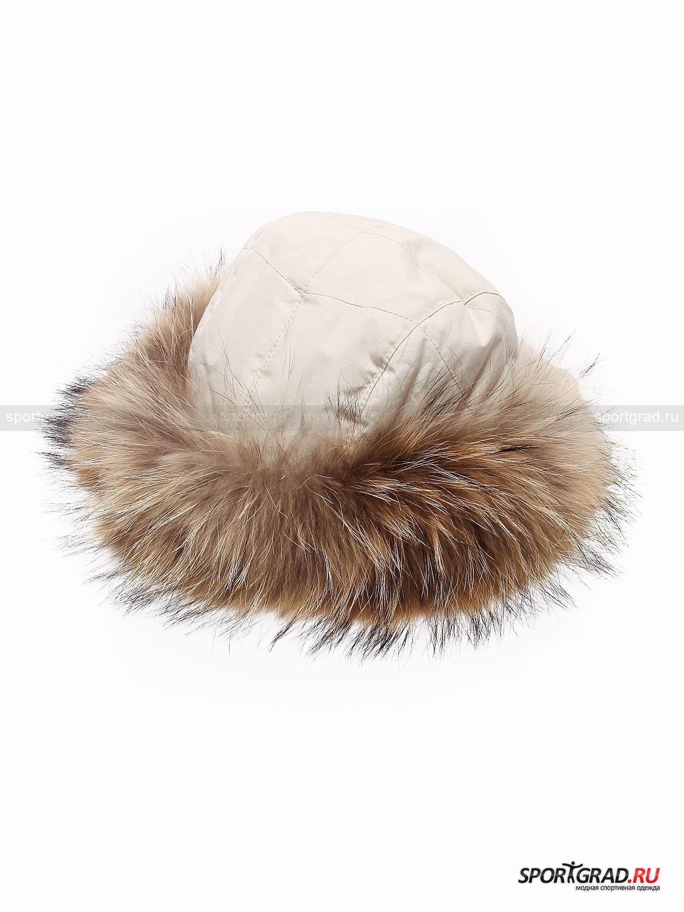 Шапка женская LUXURY ARCTIC CAP WOOLRICH