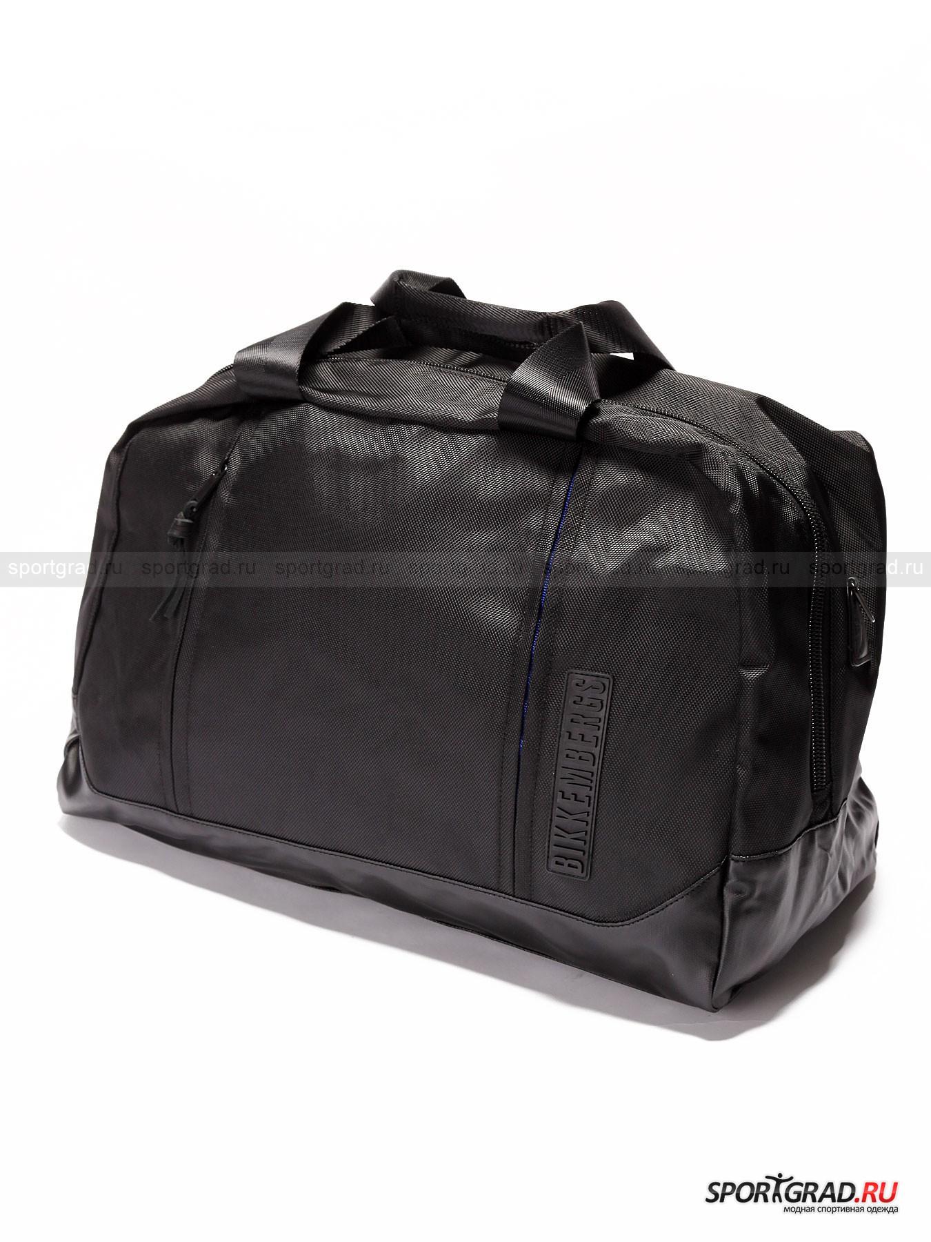 Сумка дорожная с карманом для ноутбука BIKKEMBERGS