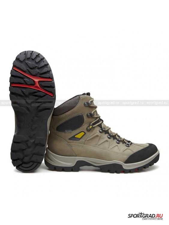 Ботинки мужские мембранные Xpedition III Torre Mid GTX High ECCO от Спортград