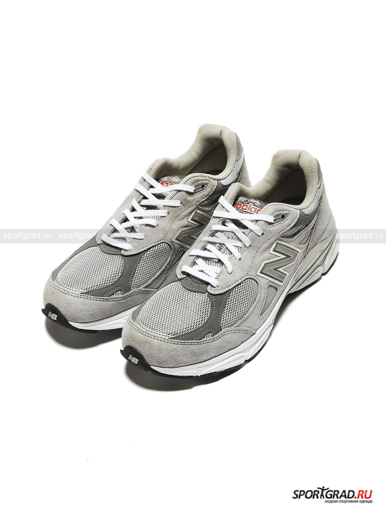 Кроссовки мужские для бега 990 Running Course NEW BALANCE Made in USA