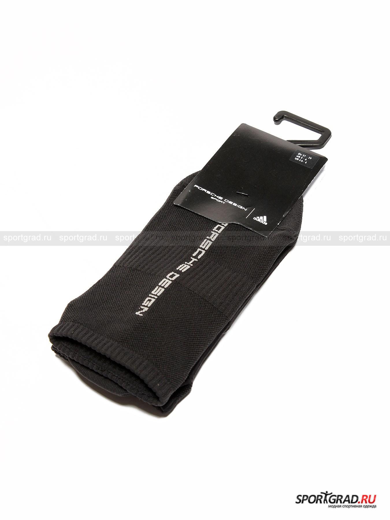 Носки спортивные Liner Socks PORSCHE DESIGN Black