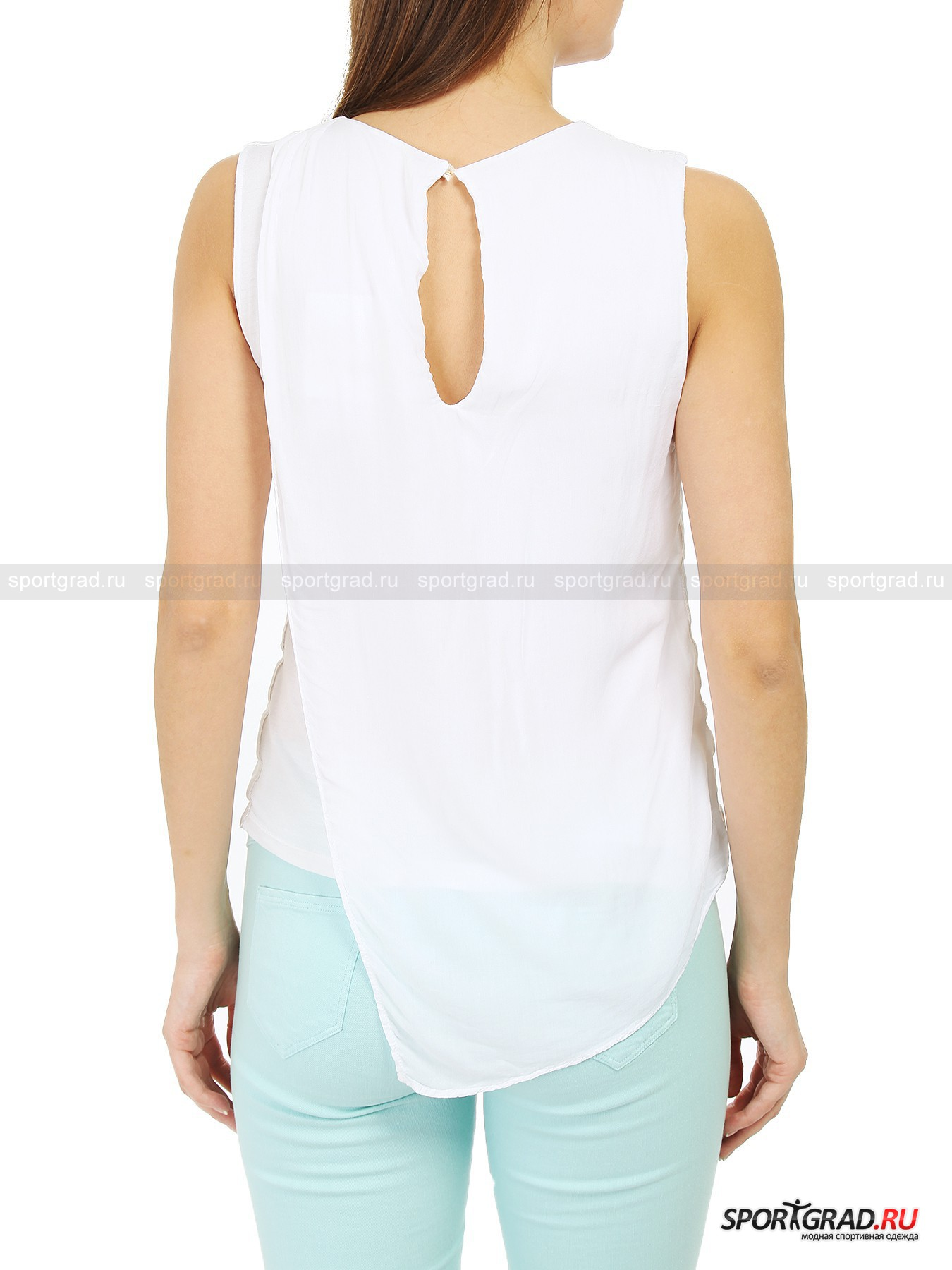 Майка женская Sleeveless T-shirt DEHA от Спортград