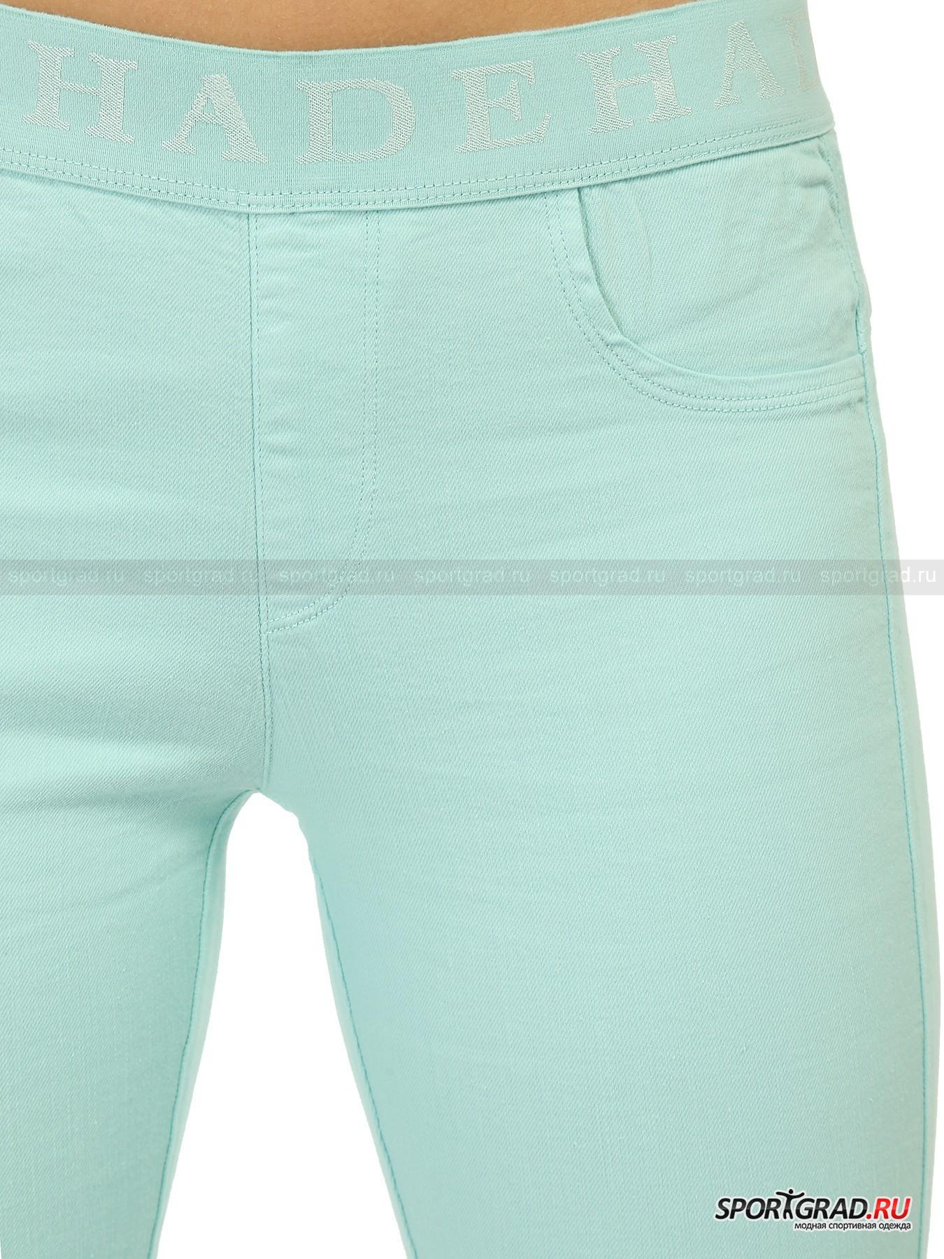 Брюки-леггинсы из джинсовой ткани Denim Pants DEHA от Спортград