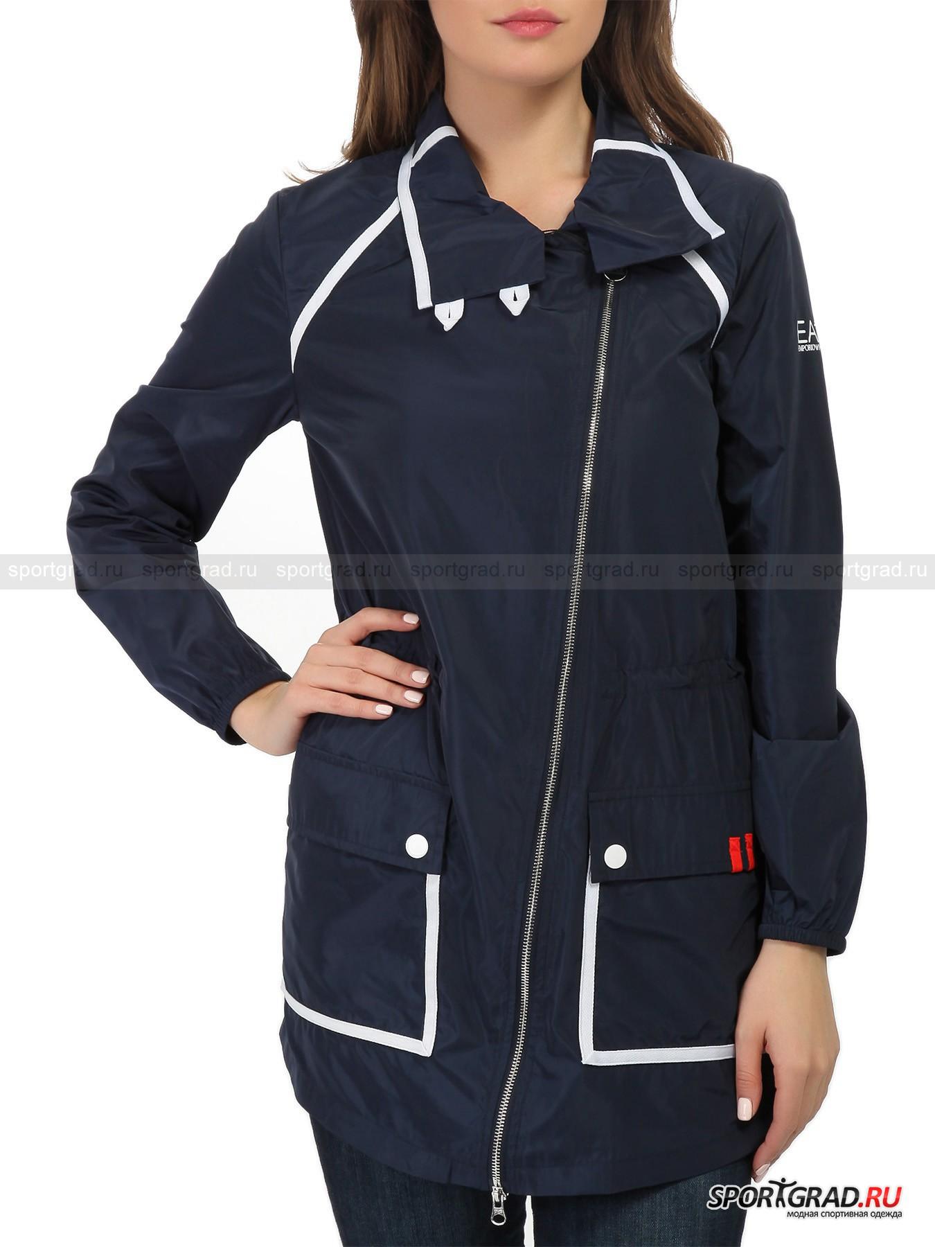 ������-���� ������� Sea World Cannes Long Jacket EA7 Emporio Armani