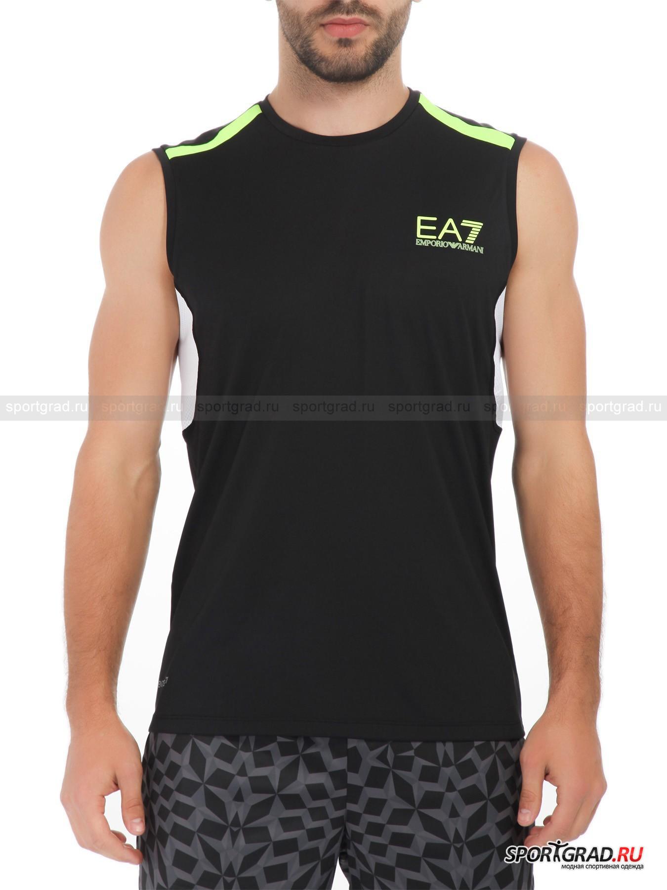 ����� ������� ��� ������ Ventus7 Sleeveless T-shirt EA7 Emporio Armani